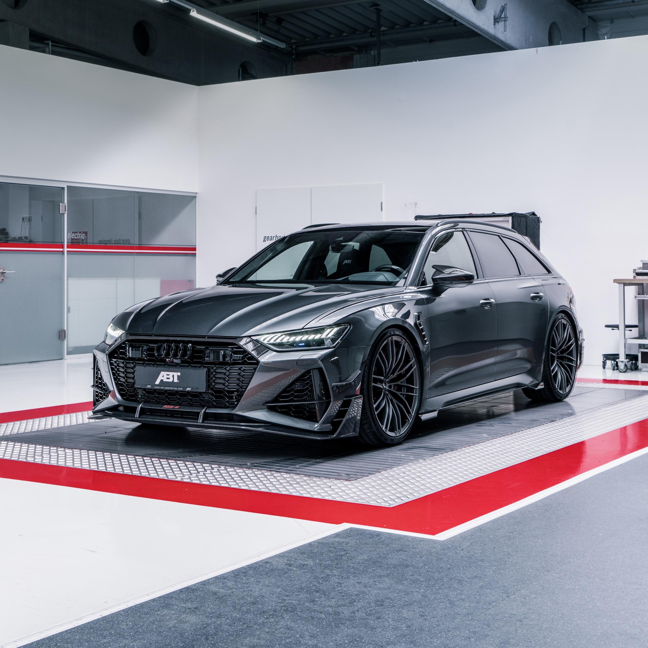 4K Wallpaper ABT Audi RS6-R, 2020, Cars, #223