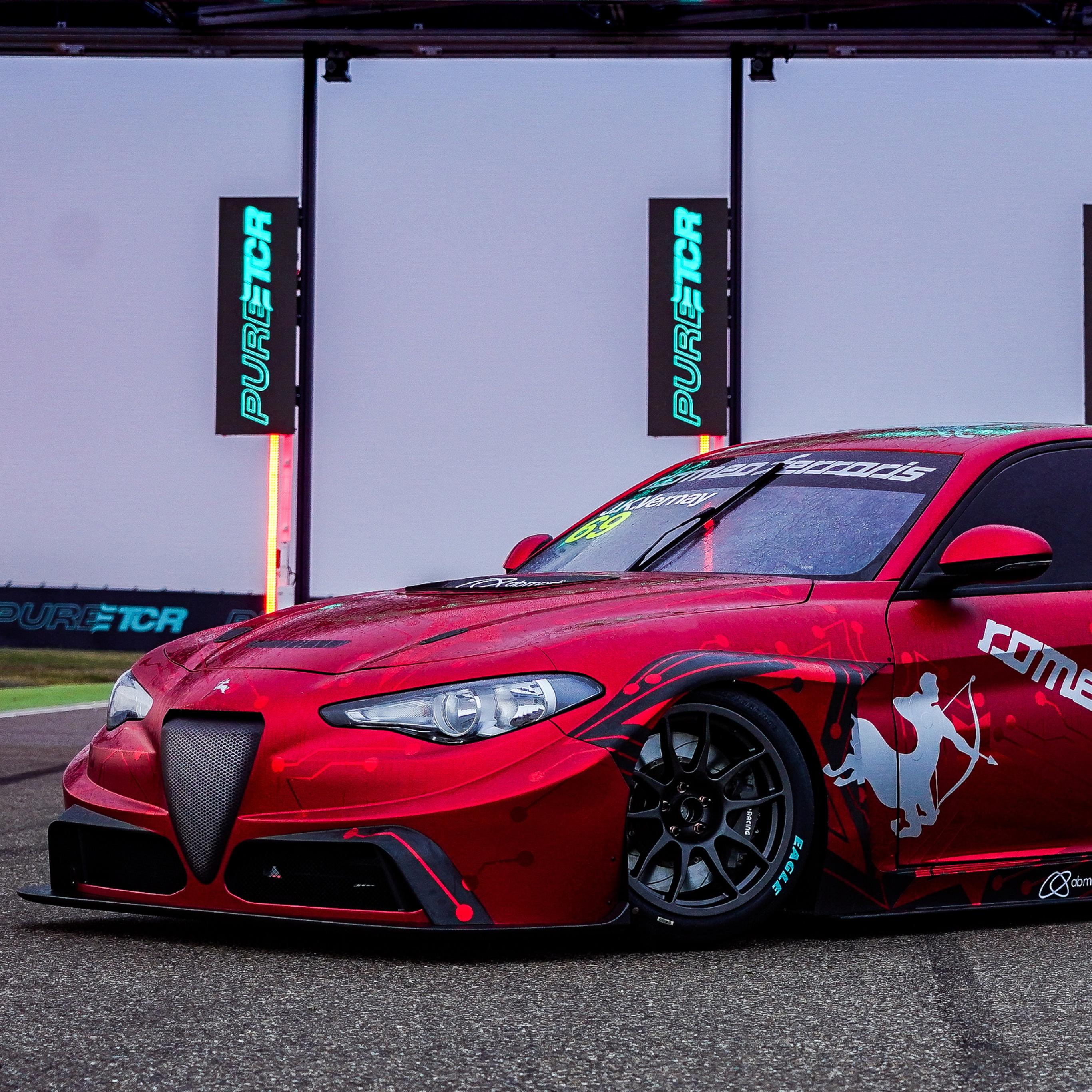 Alfa Romeo Giulia Etcr 4k Wallpaper Romeo Ferraris 2021 Custom Tuning Cars 3882