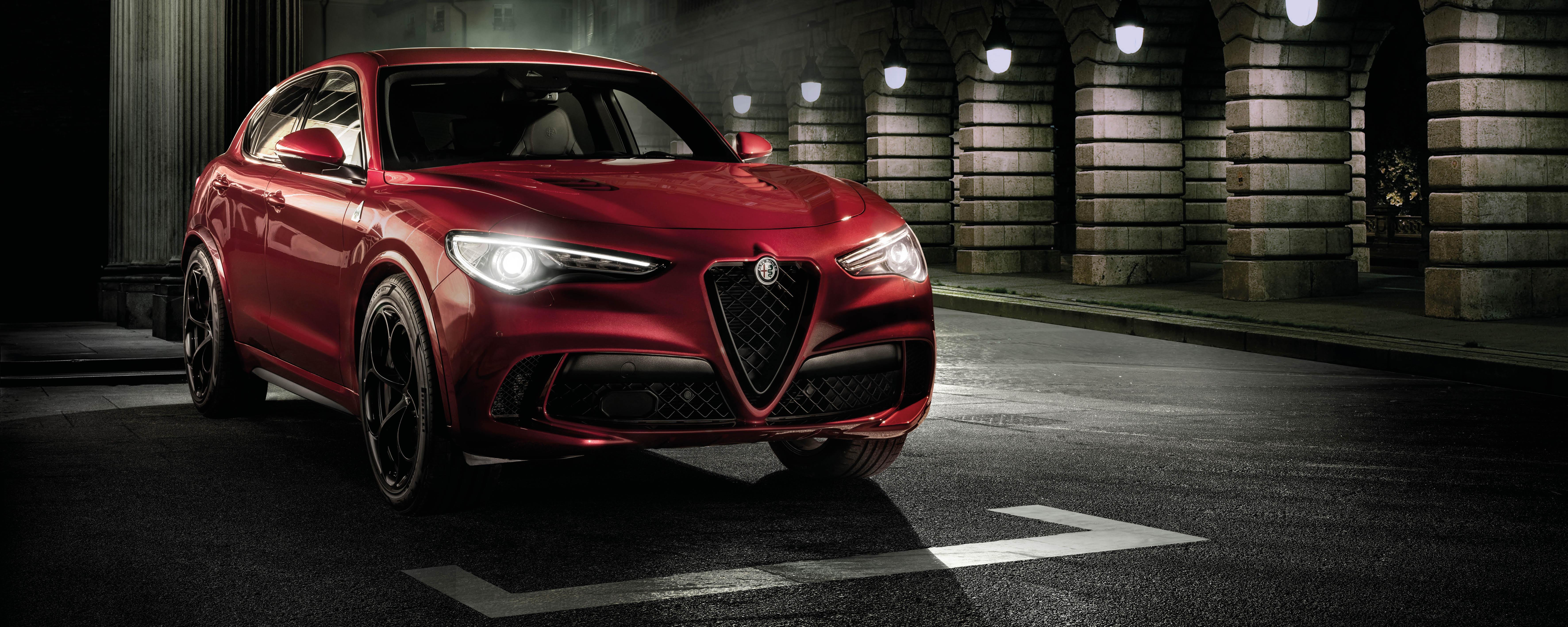 Alfa Romeo Stelvio Quadrifoglio 4k Wallpaper 2020 5k Cars 1412