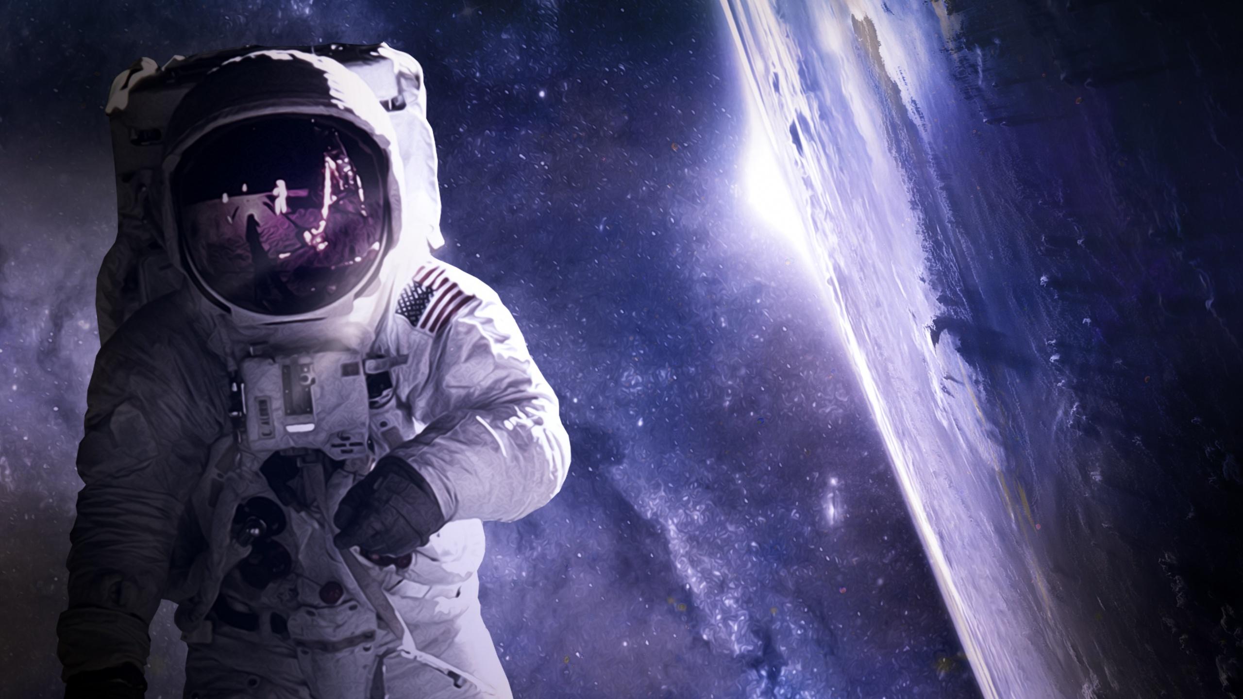Astronaut 4k Wallpaper Plane Astronomy Usa Nasa Space 904