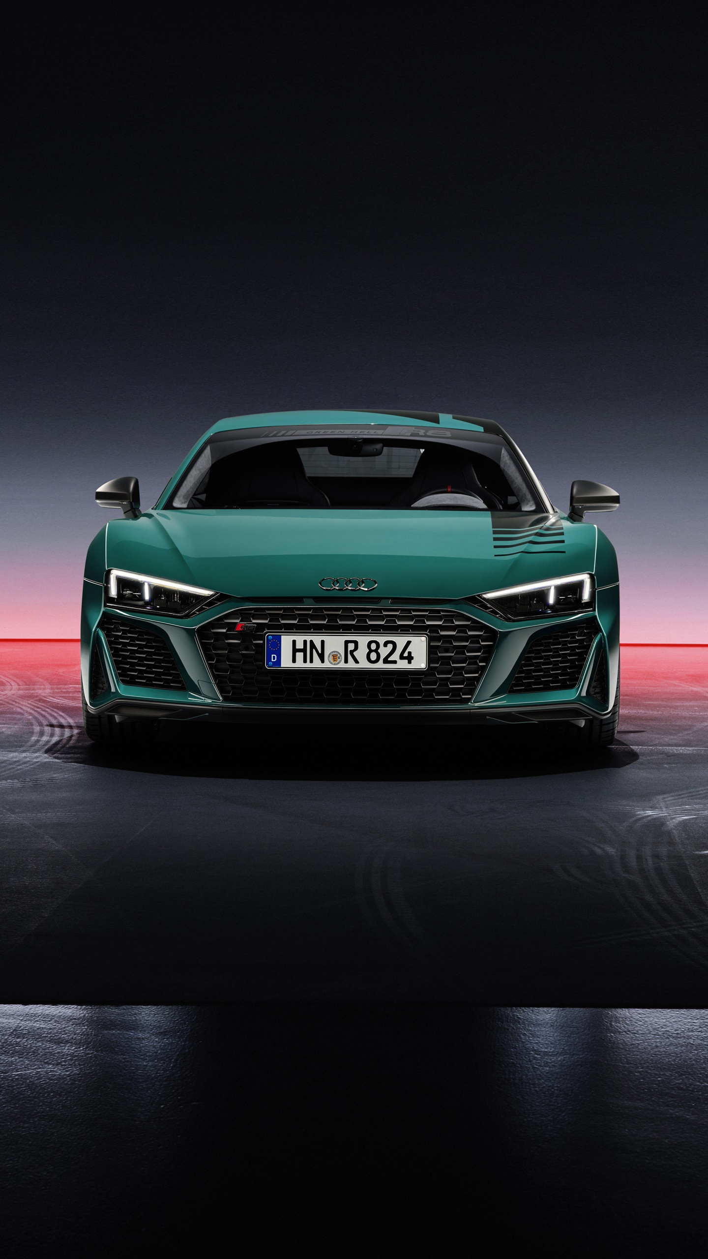 Audi R8 Green Hell 4K Wallpaper, Limited edition ...