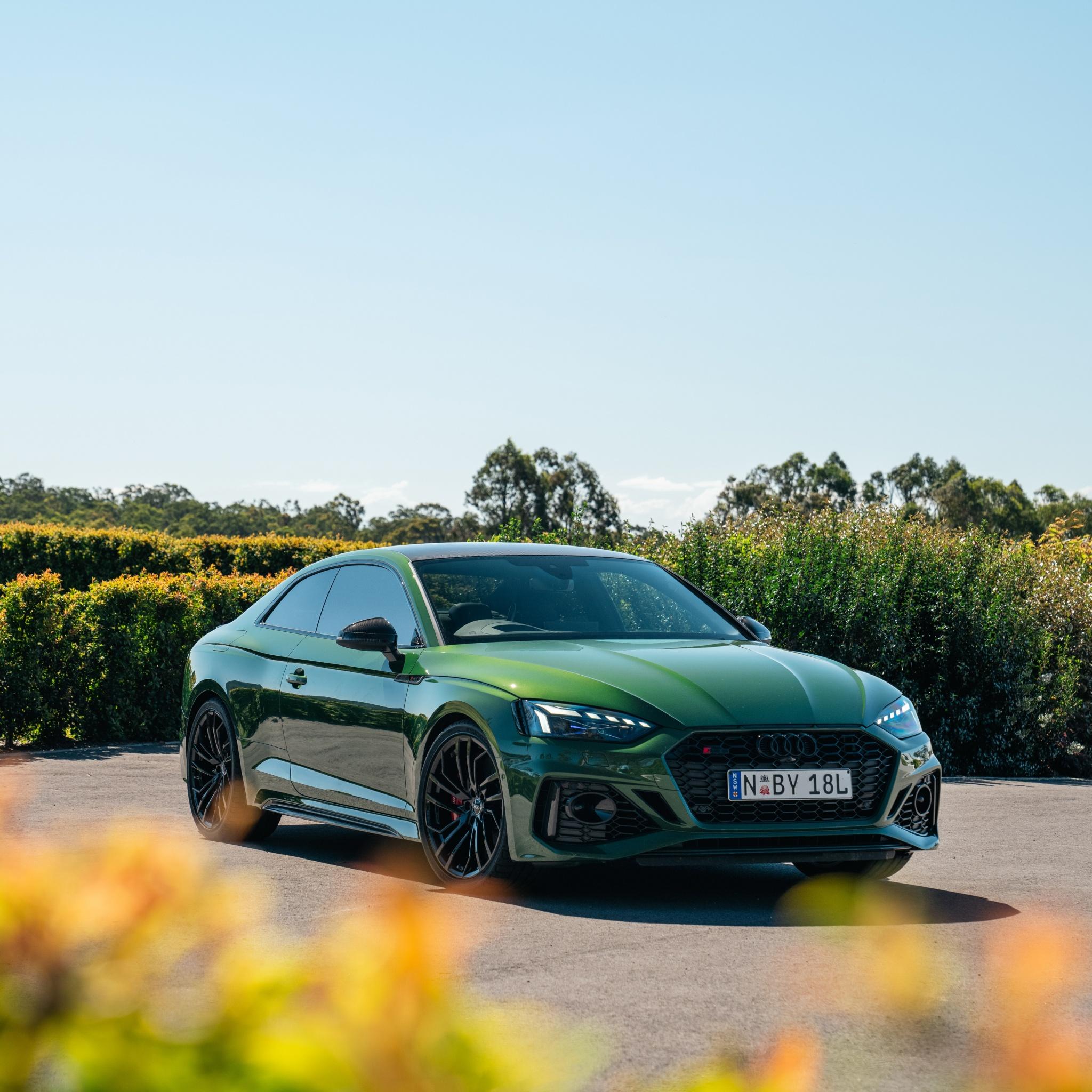 Audi RS 5 Coupé 4K Wallpaper, 2020, Cars, #3021