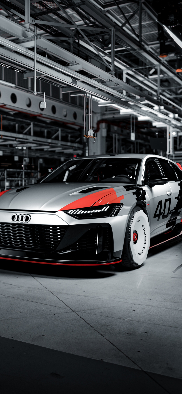 Audi RS6 GTO Concept 4K Wallpaper, Race cars, Concept cars ...