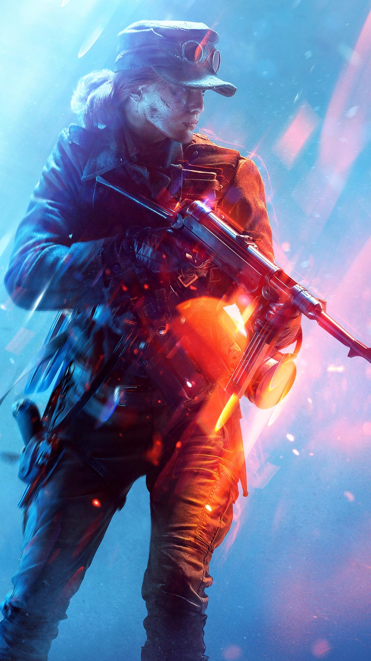 Battlefield V Wallpaper 21K, PlayStation 21, Xbox One, PC Games ...