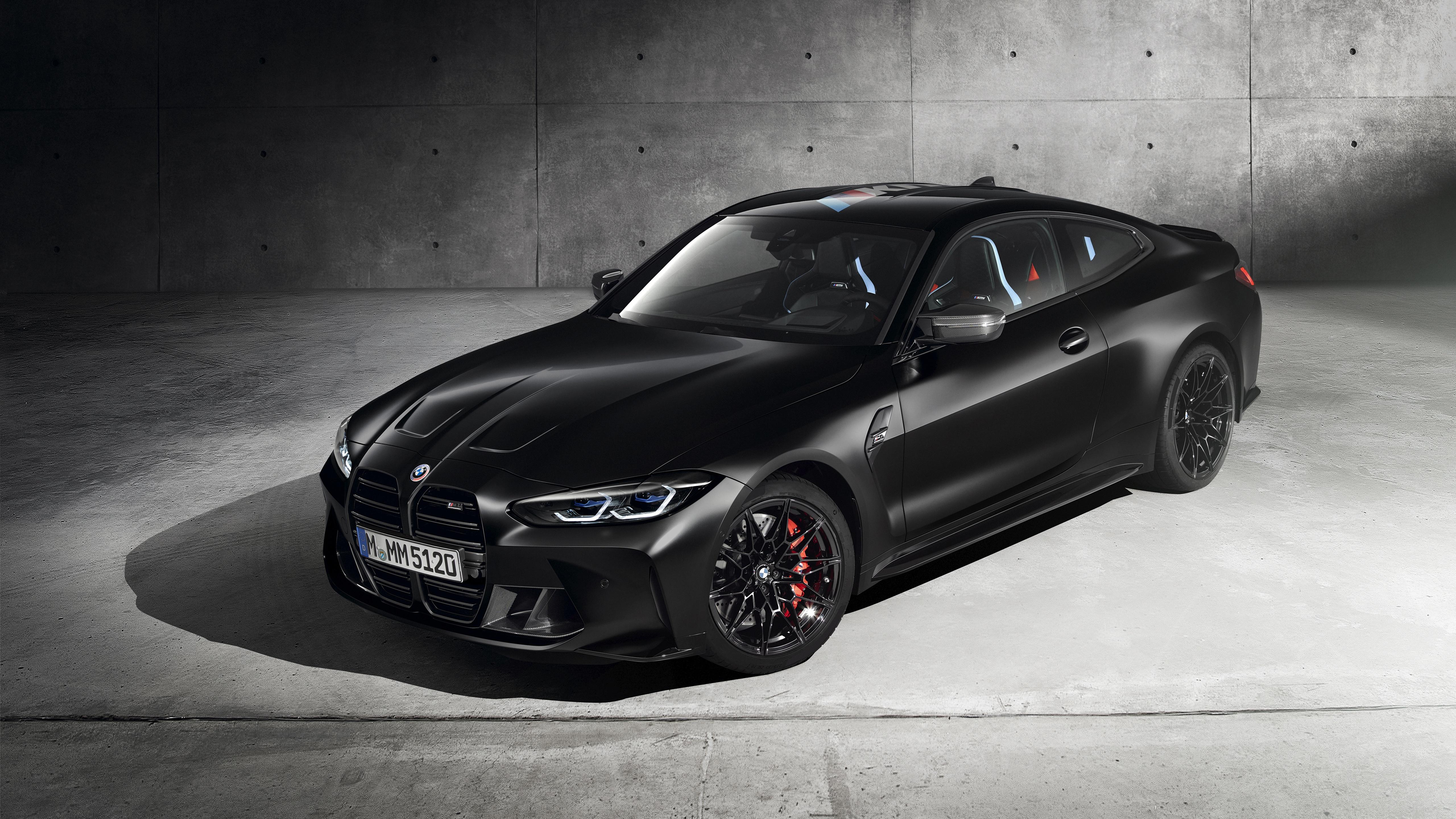 Bmw M4 Competition 4k Wallpaper Black Cars 2020 5k Black Dark 3118