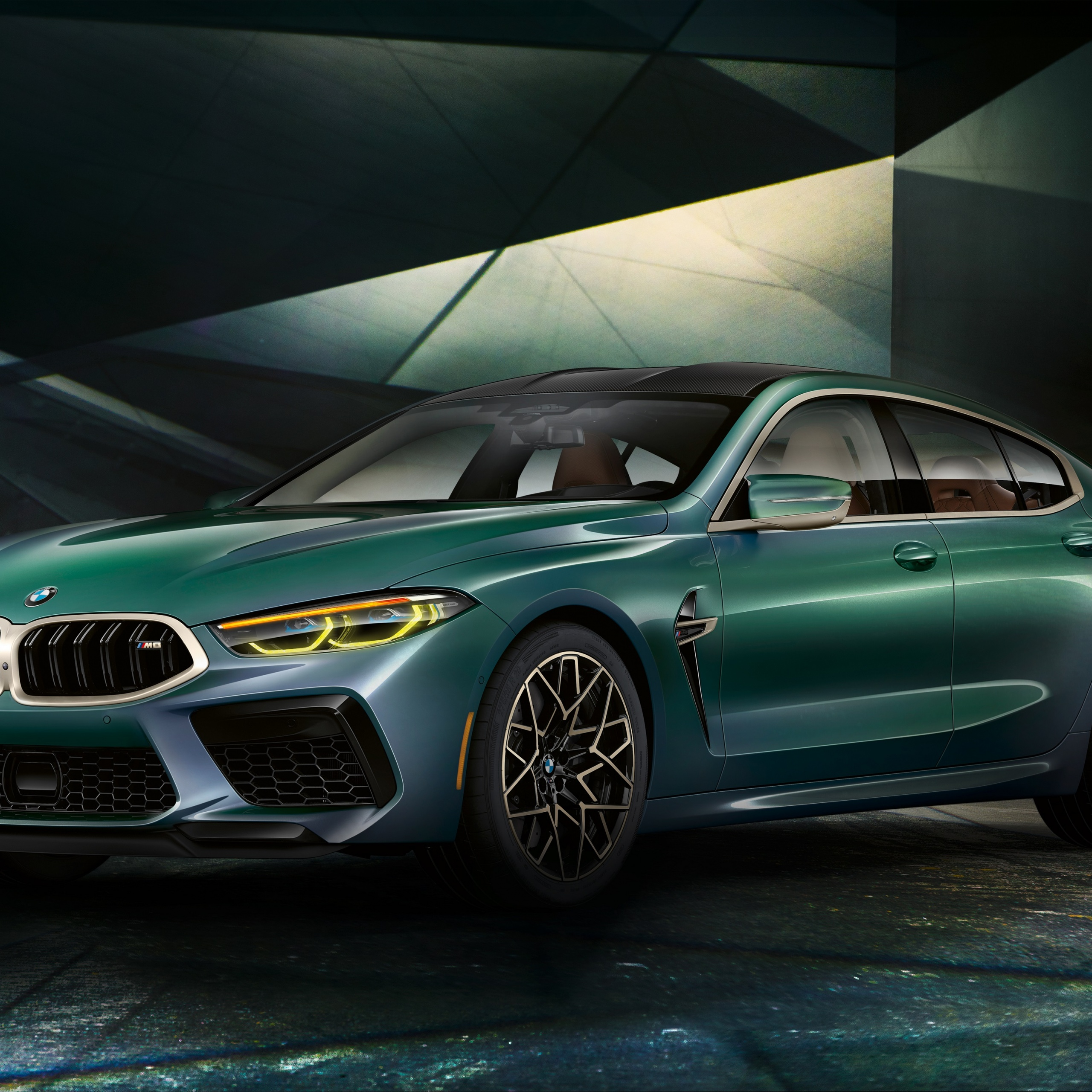 2020 Bmw M8 Red: 4K Wallpaper BMW M8 Gran Coupe, First Edition, 2020, 5K
