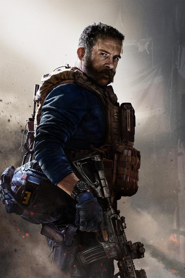 Call of Duty: Modern Warfare 4K Wallpaper, PlayStation 4 ...