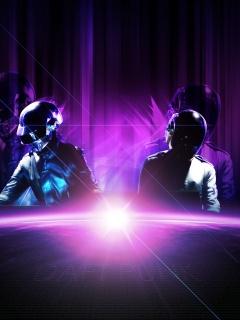 Daft Punk 4K Wallpaper, Live concert, Electronic music duo ...