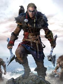 Female Eivor 4k Wallpaper Assassin S Creed Valhalla Pc Games Playstation 4 Playstation 5 Games 1749