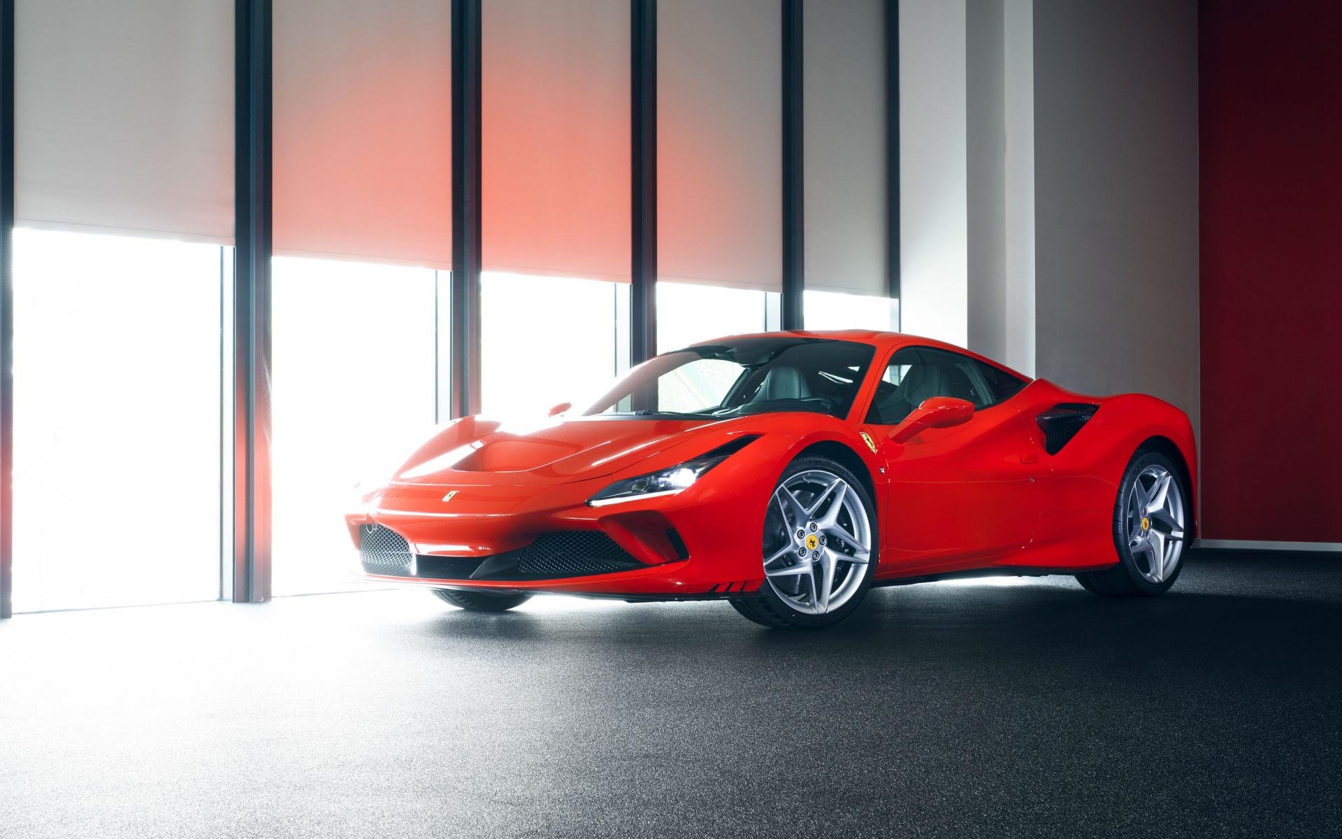 Ferrari F8 Tributo 4k Wallpaper Sports Cars Red Cars Cars 3465