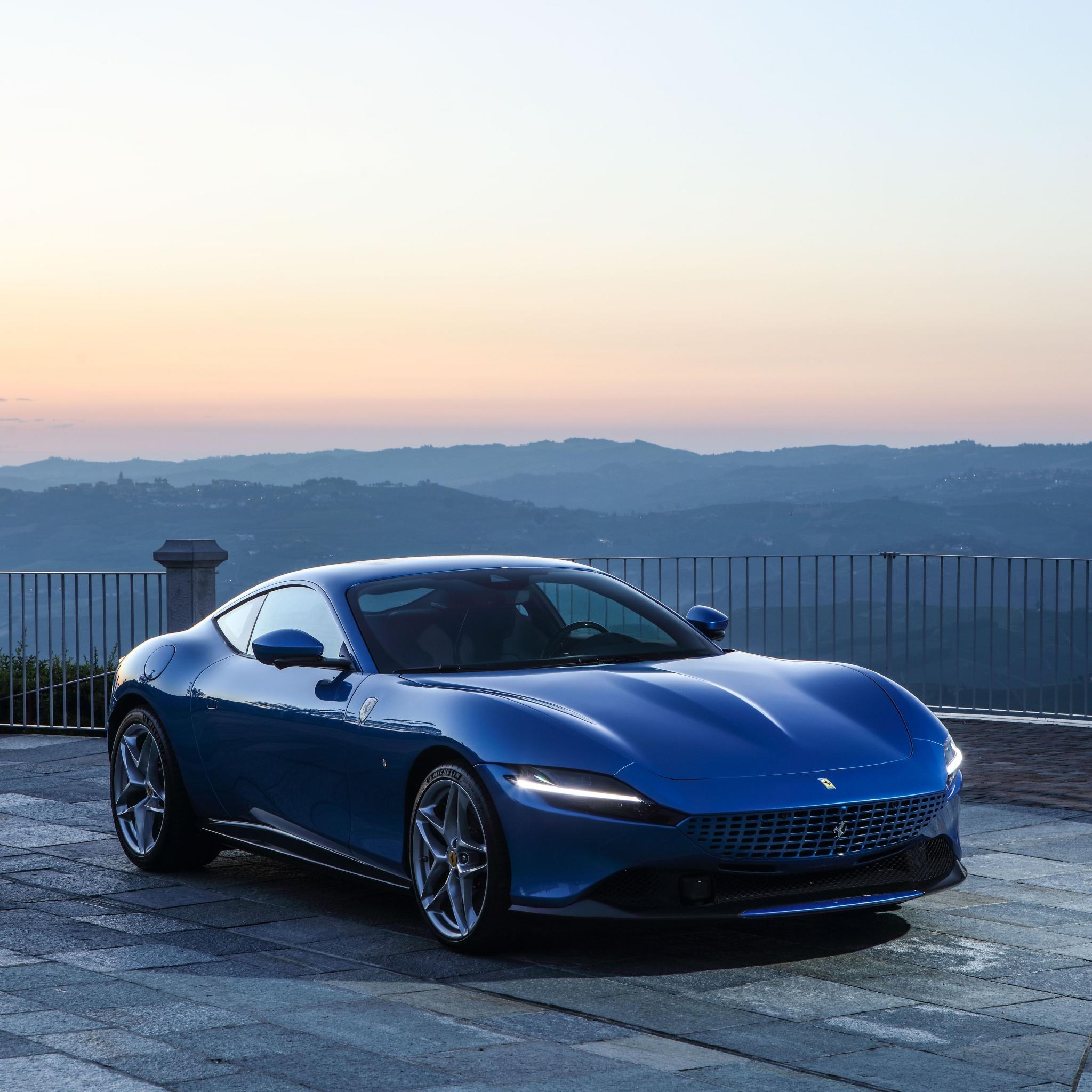 Ferrari Roma 4K Wallpaper, Sports cars, 2021, 5K, 8K, Cars ...