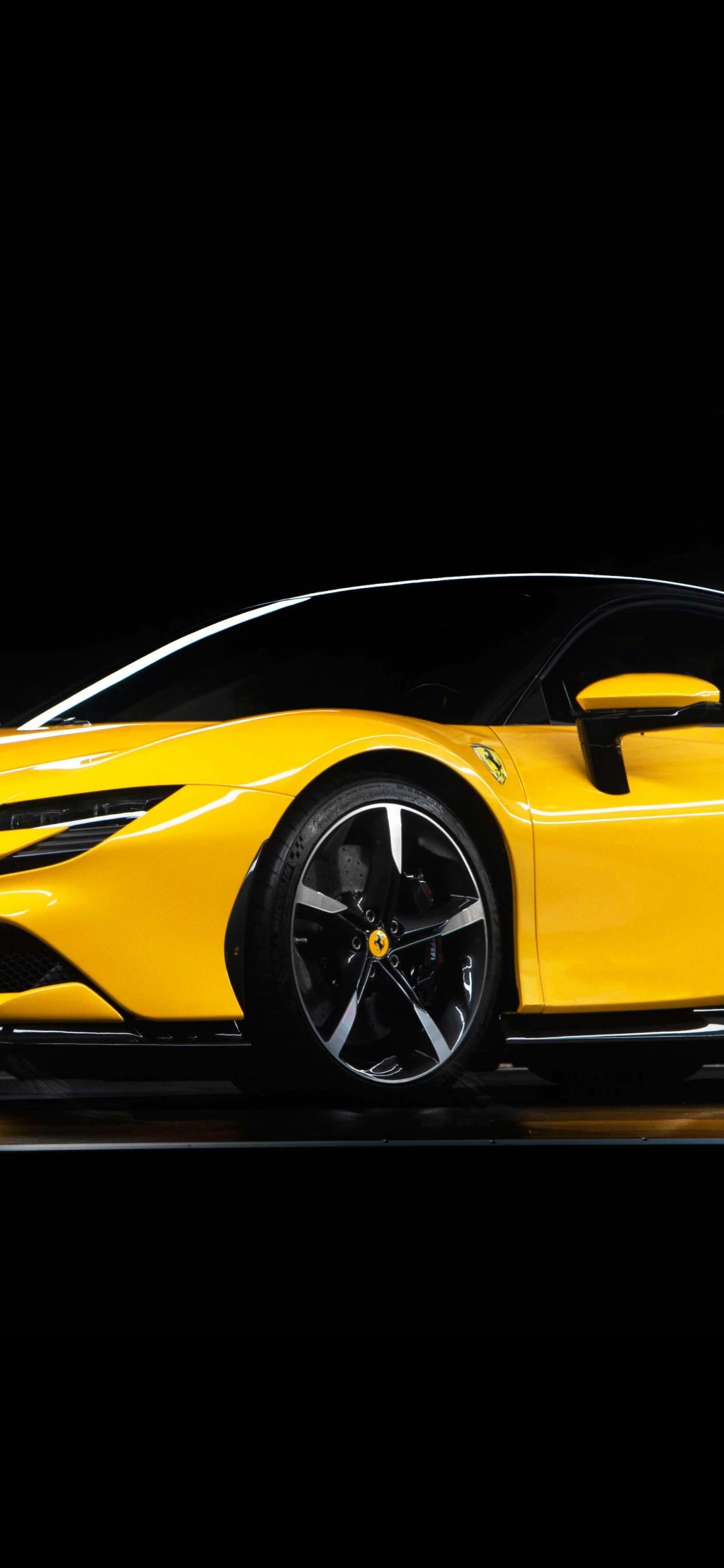 Ferrari SF90 Stradale 4K Wallpaper, Hybrid cars, Sports ...