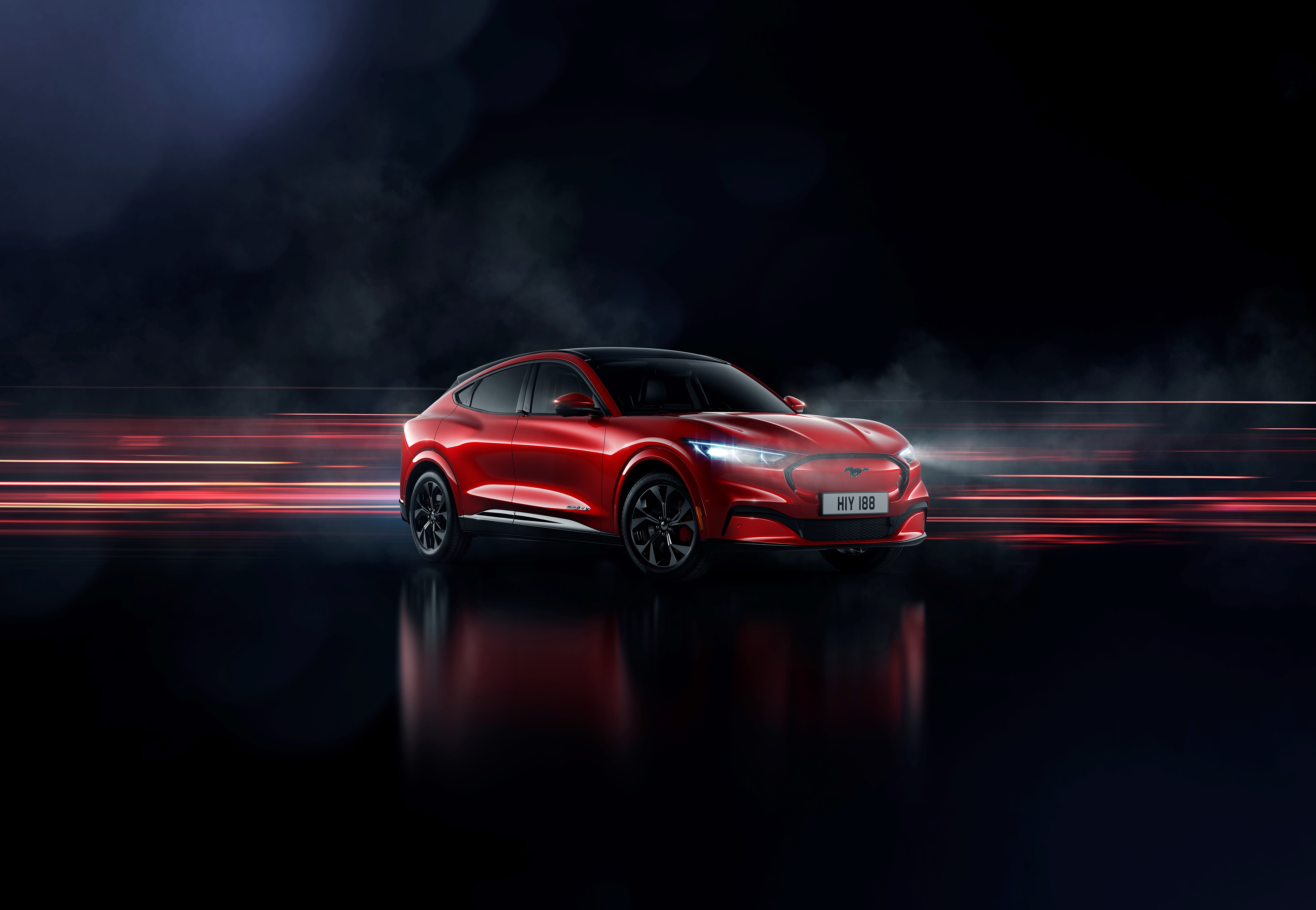 Ford Mustang Mach E 4k Wallpaper Electric Crossover Electric Suv 2020 5k Cars 782
