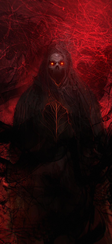 scary 5k hell frightening demon cgi graphics
