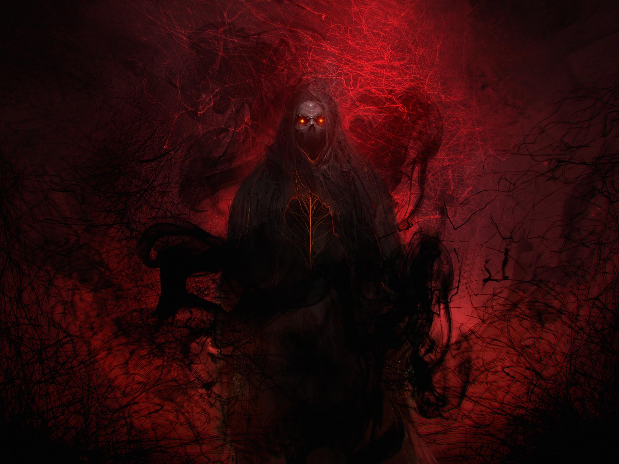 hell devil horror death reaper grim satan scary demon eyes wallpapers 4k dark welcome 5k fantasy 1080p cgi graphics deviantart