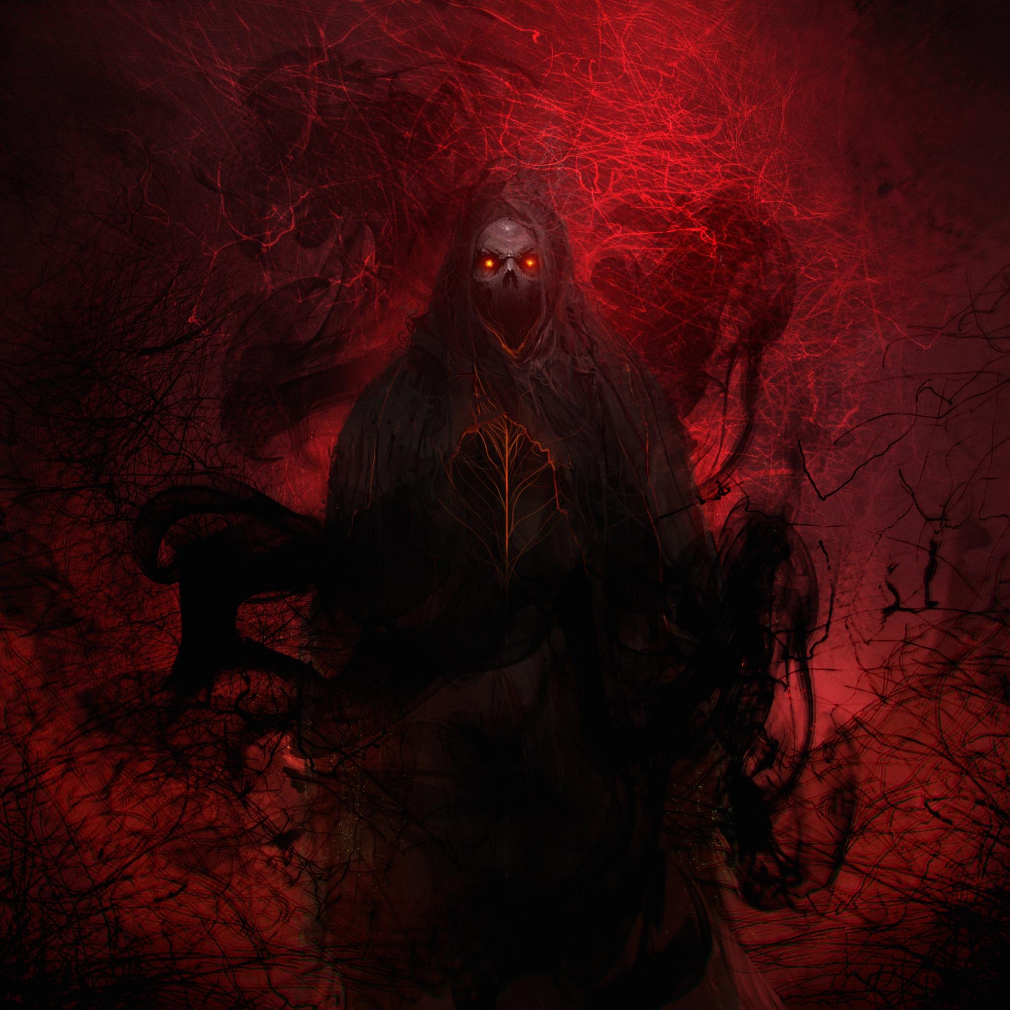 hell cgi graphics frightening 5k demon scary