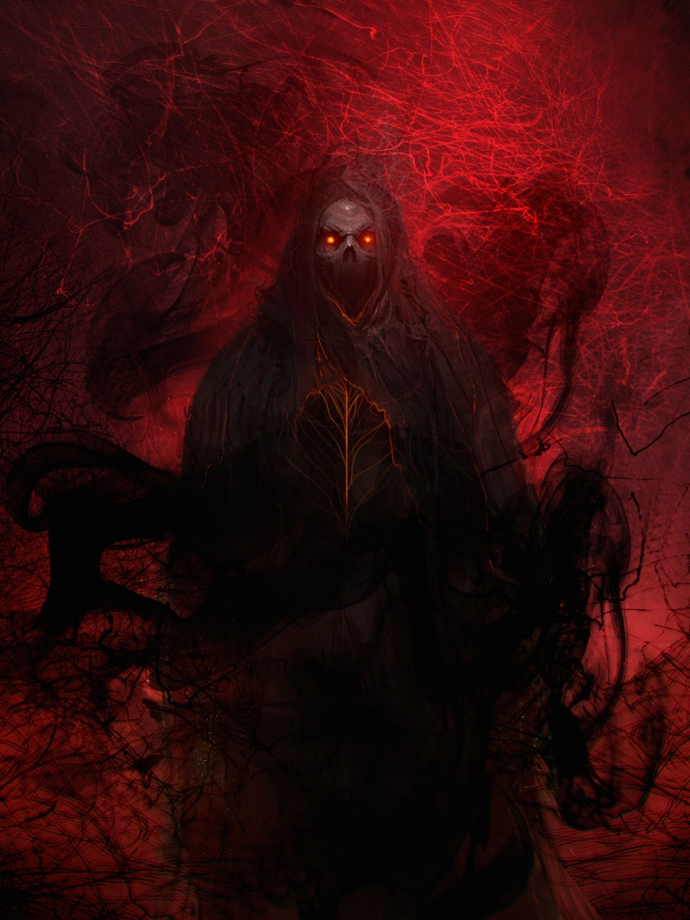 hell cgi graphics frightening 5k demon scary wallpapers