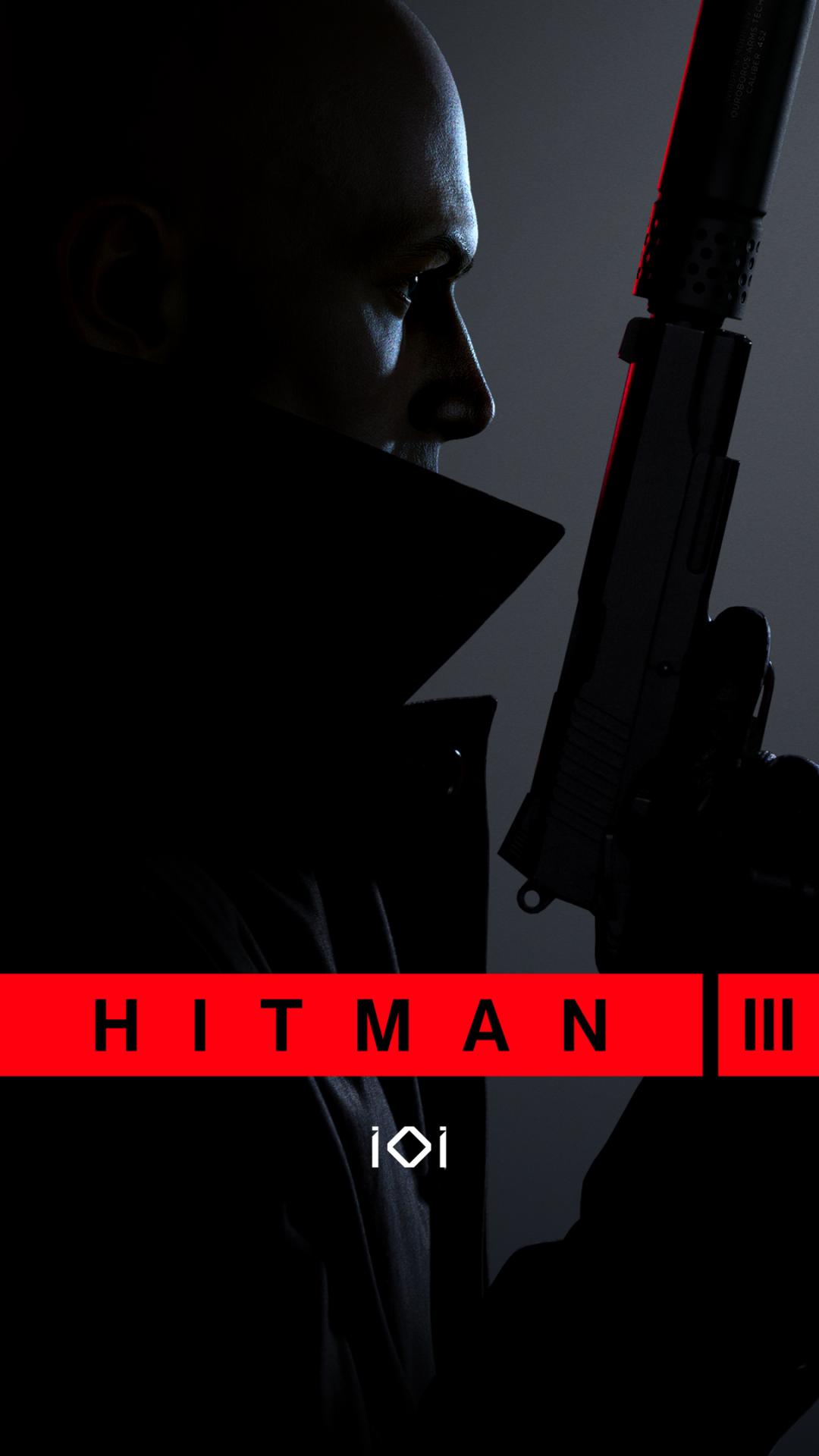 Hitman 3 4K Wallpaper, Agent 47, Xbox One X, PlayStation 5, 2020 Games, Black/Dark, #1277