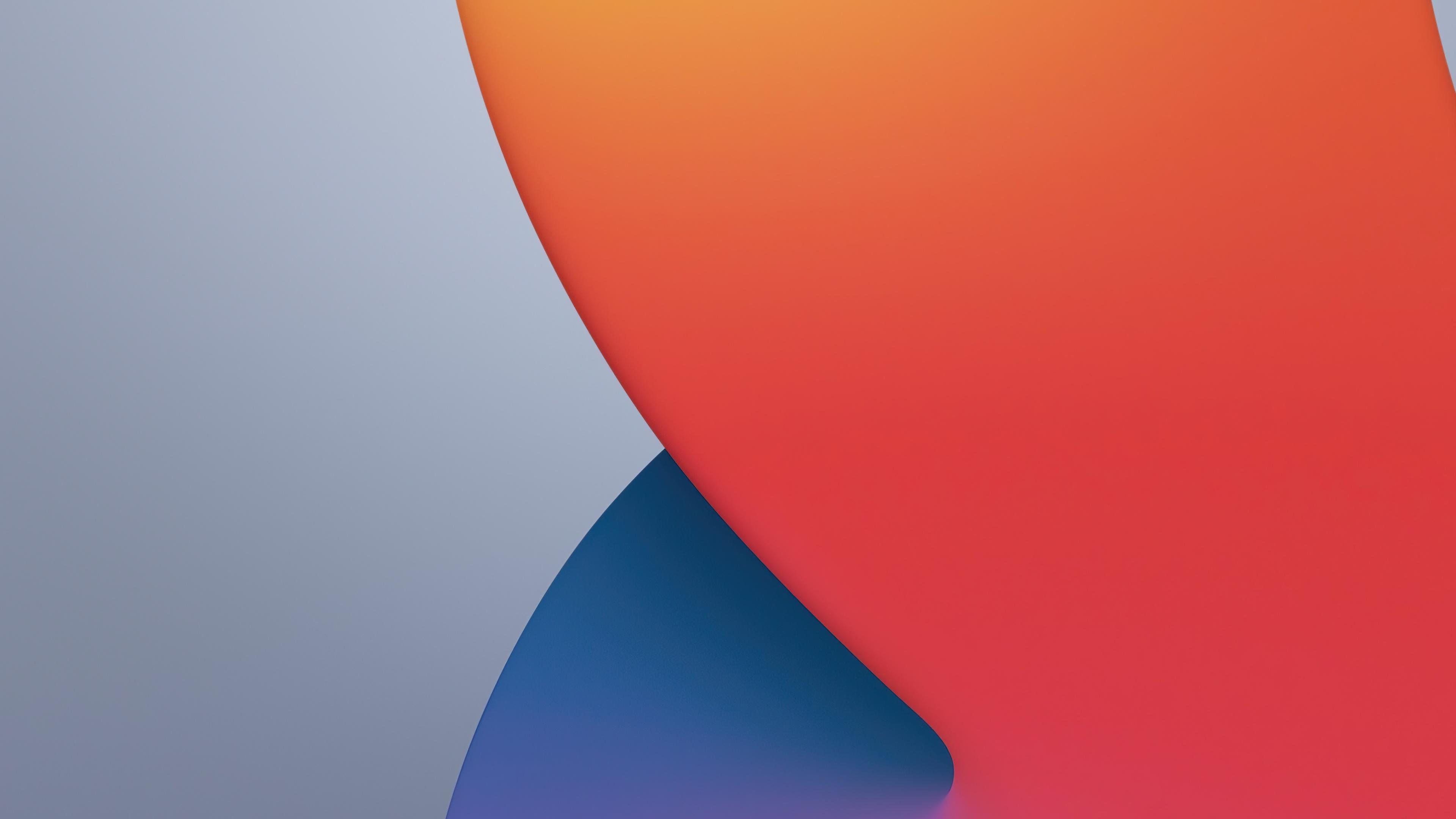 Ios 14 4k Wallpaper Wwdc 2020 Iphone 12 Ipados Stock Gradients 1433