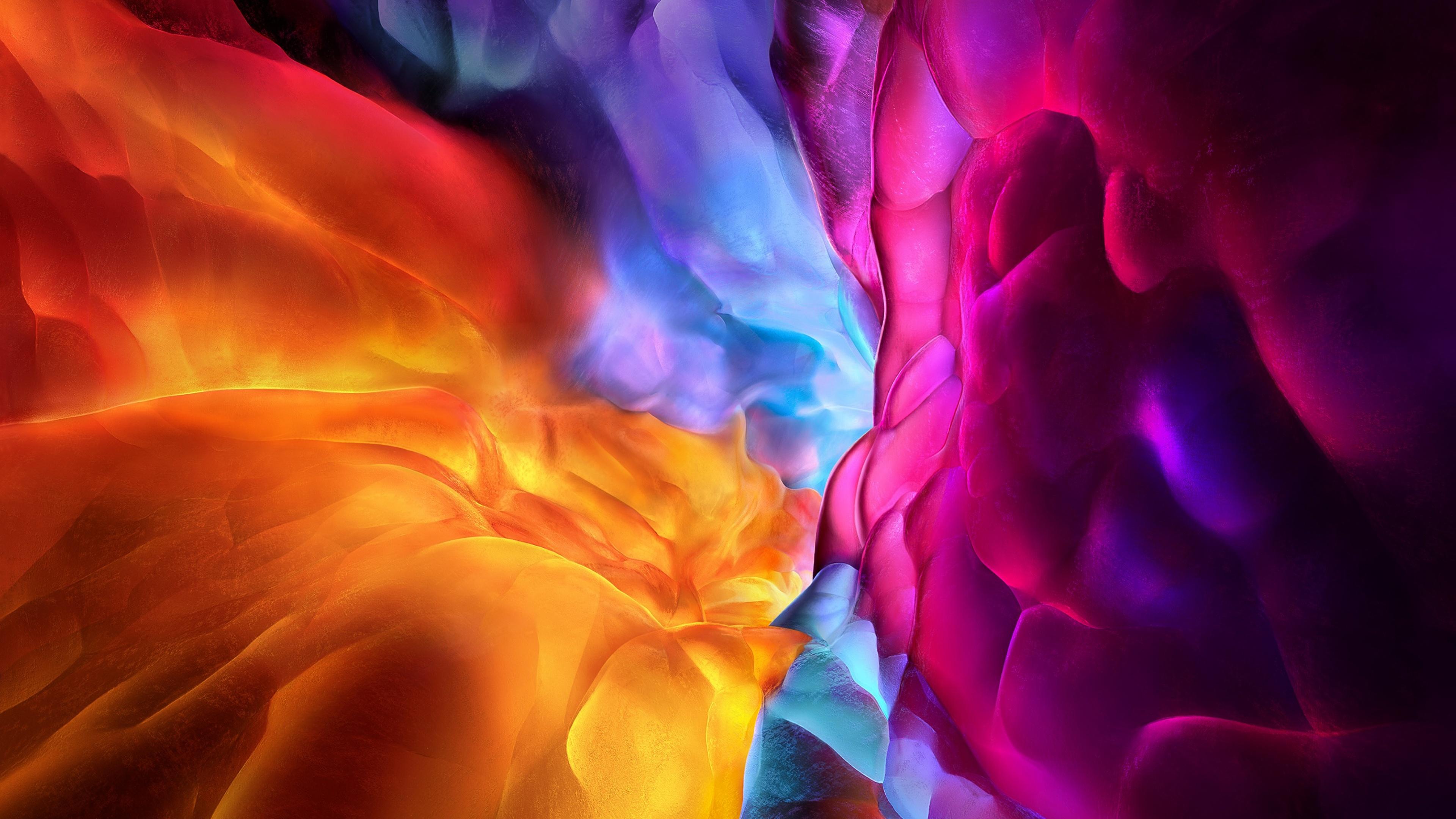 Ipad Pro 4k Wallpaper Stock 2020 Apple Hd Abstract 763