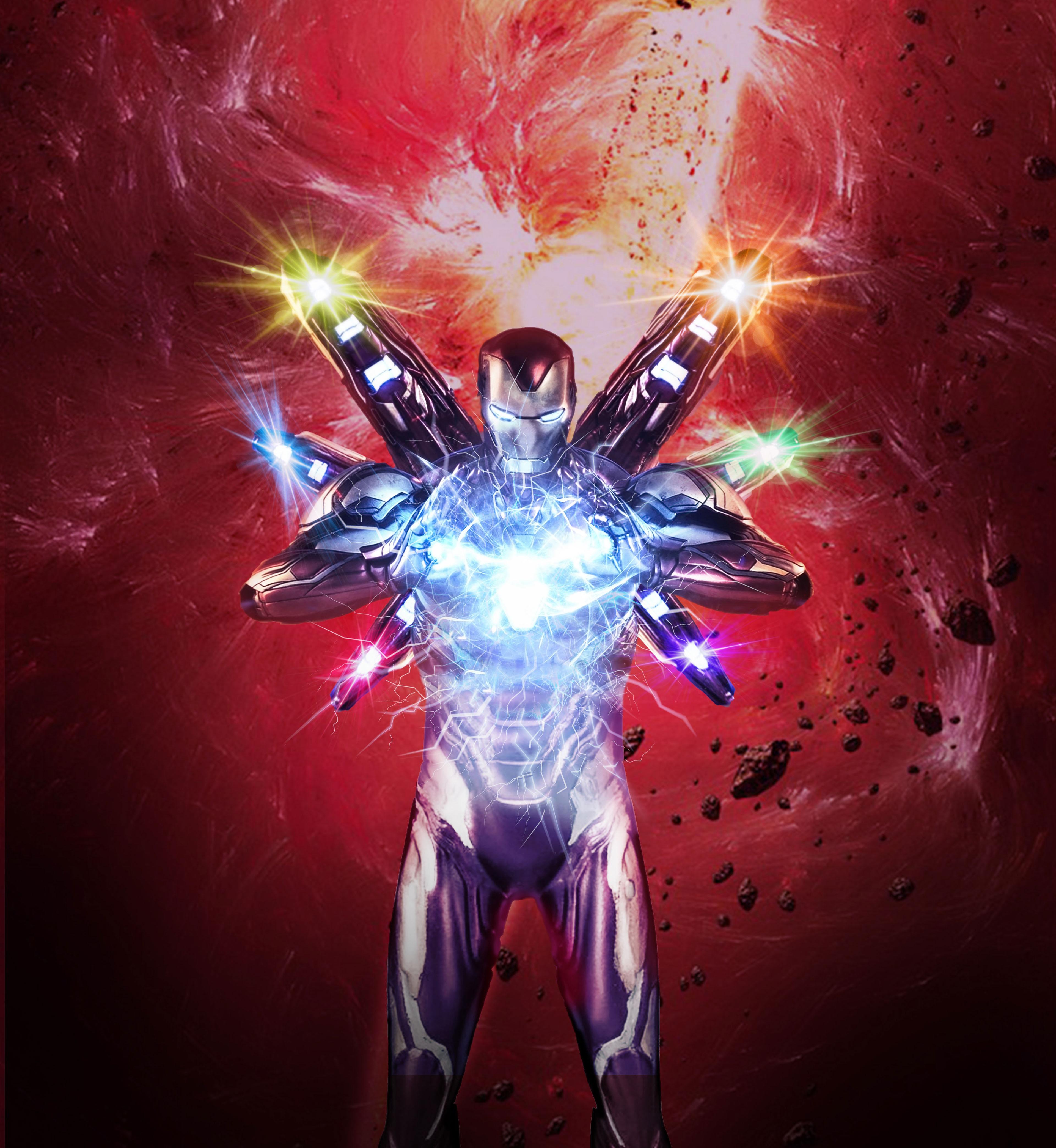 Iron Man 4k Wallpaper Avengers Infinity War Marvel Comics Graphics Cgi 585