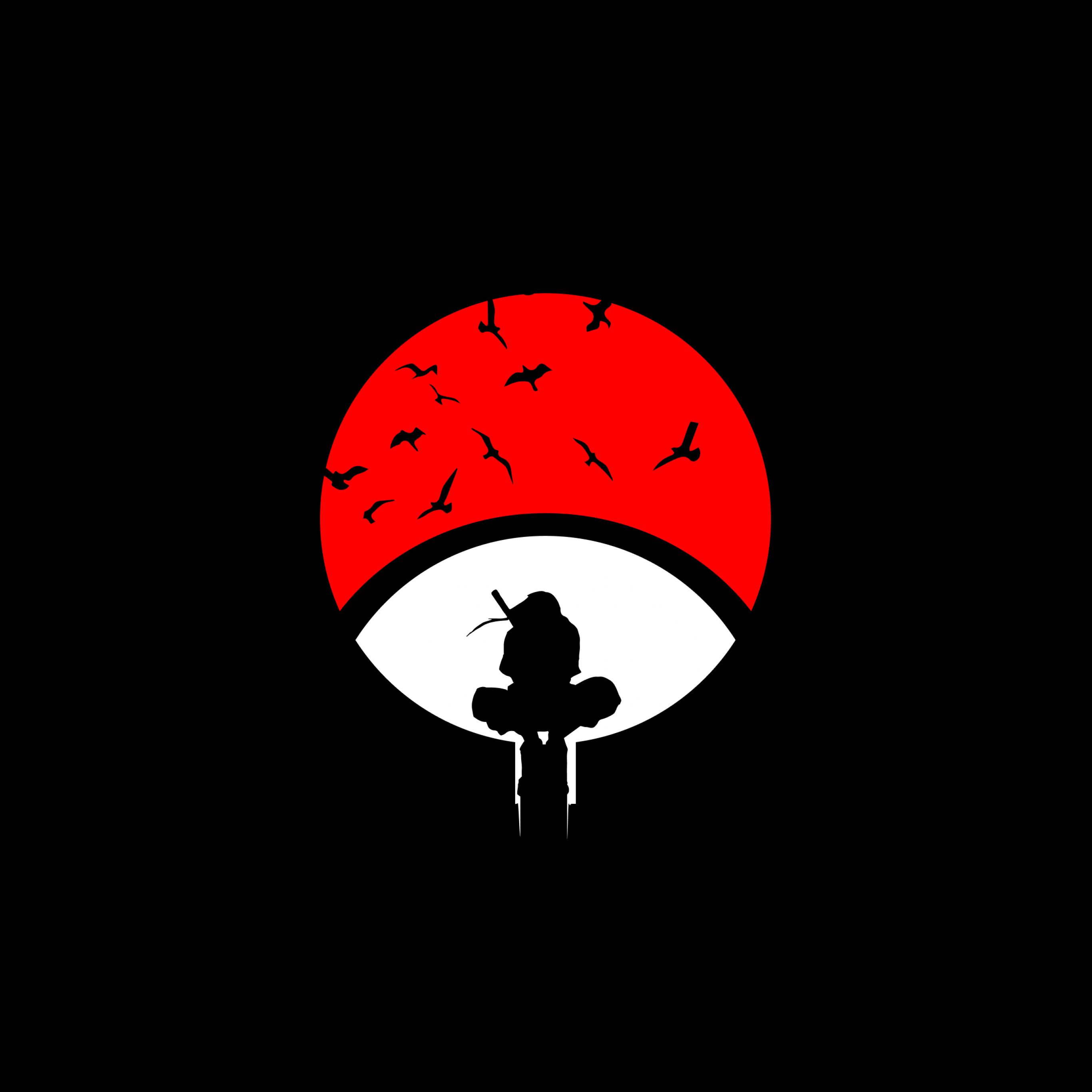 Itachi Uchiha 4k Wallpaper Naruto Black Background Black Dark 4942