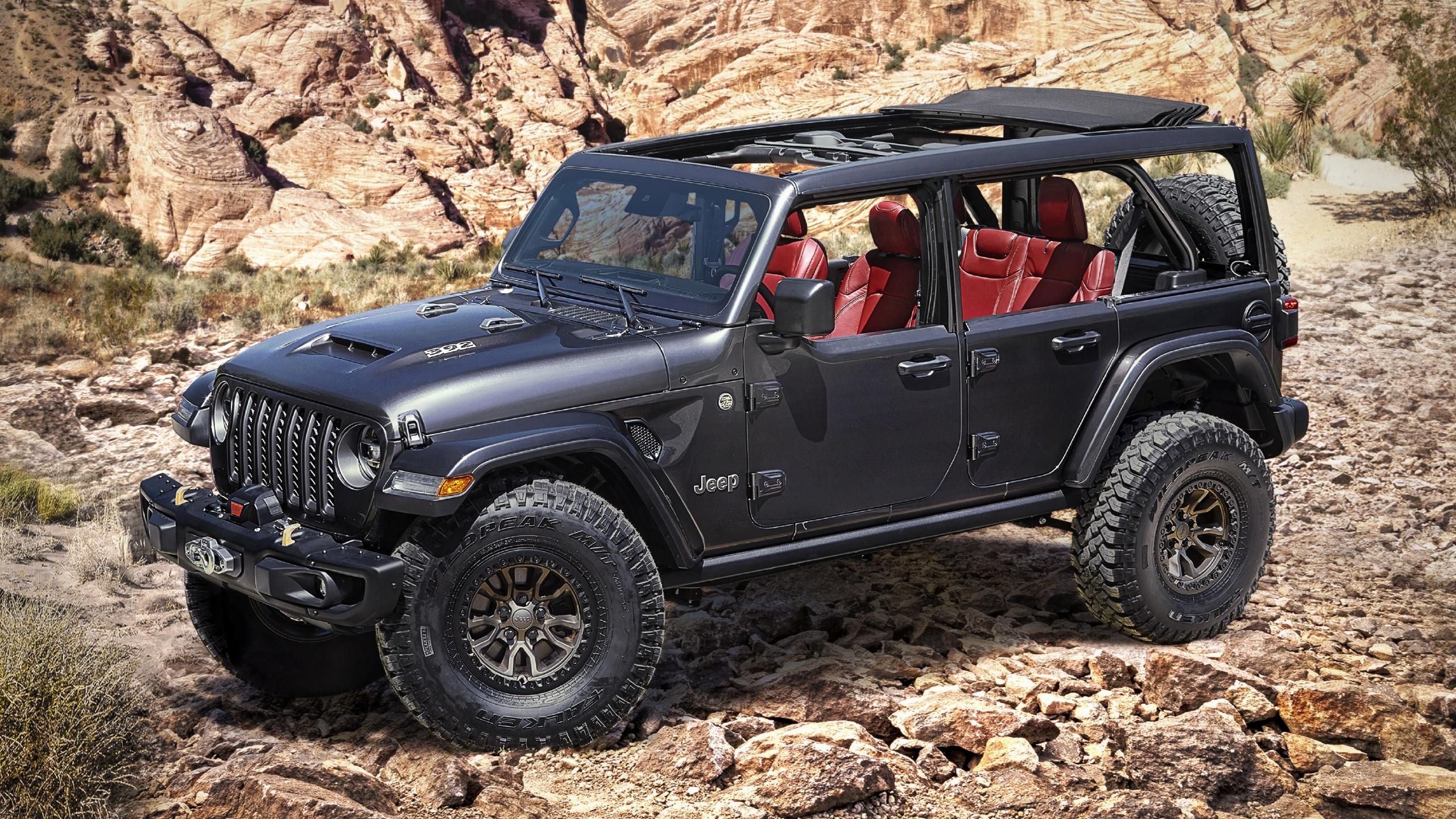 Jeep Wrangler Rubicon 392 Concept 4k Wallpaper 2020 Cars 1847