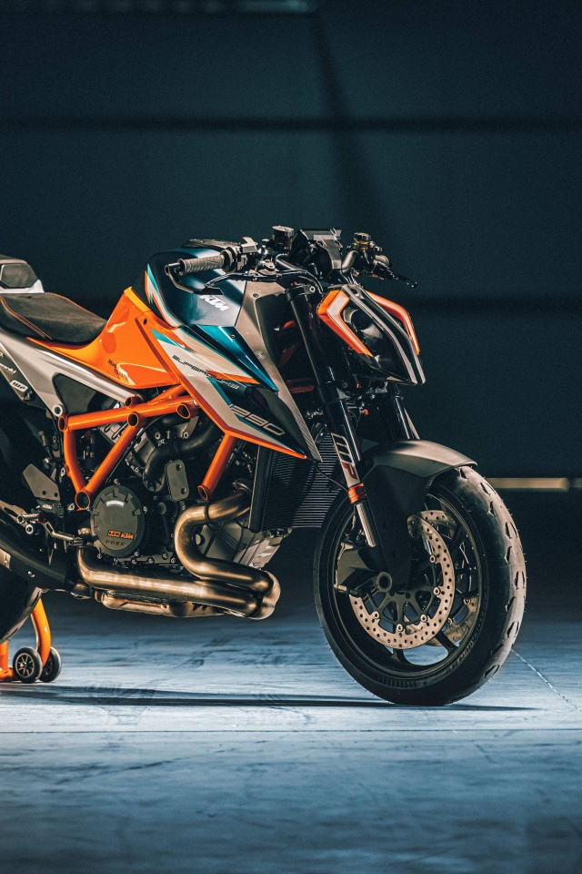 Confirmada una KTM 1290 Super Duke RR 2021 más radical
