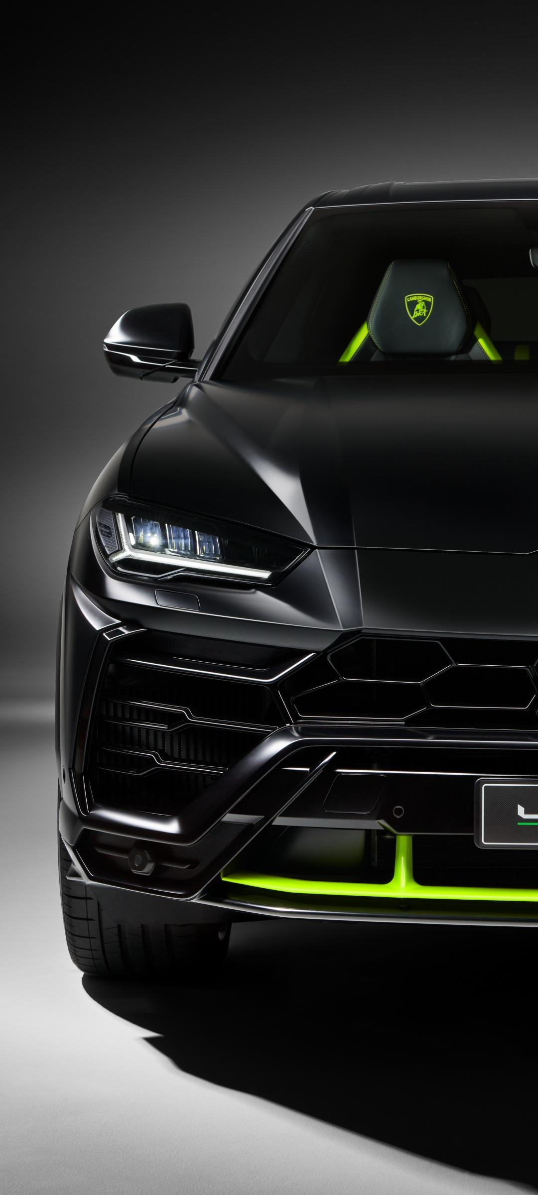 Lamborghini Urus Graphite Capsule 4K Wallpaper, 2021, Dark ...