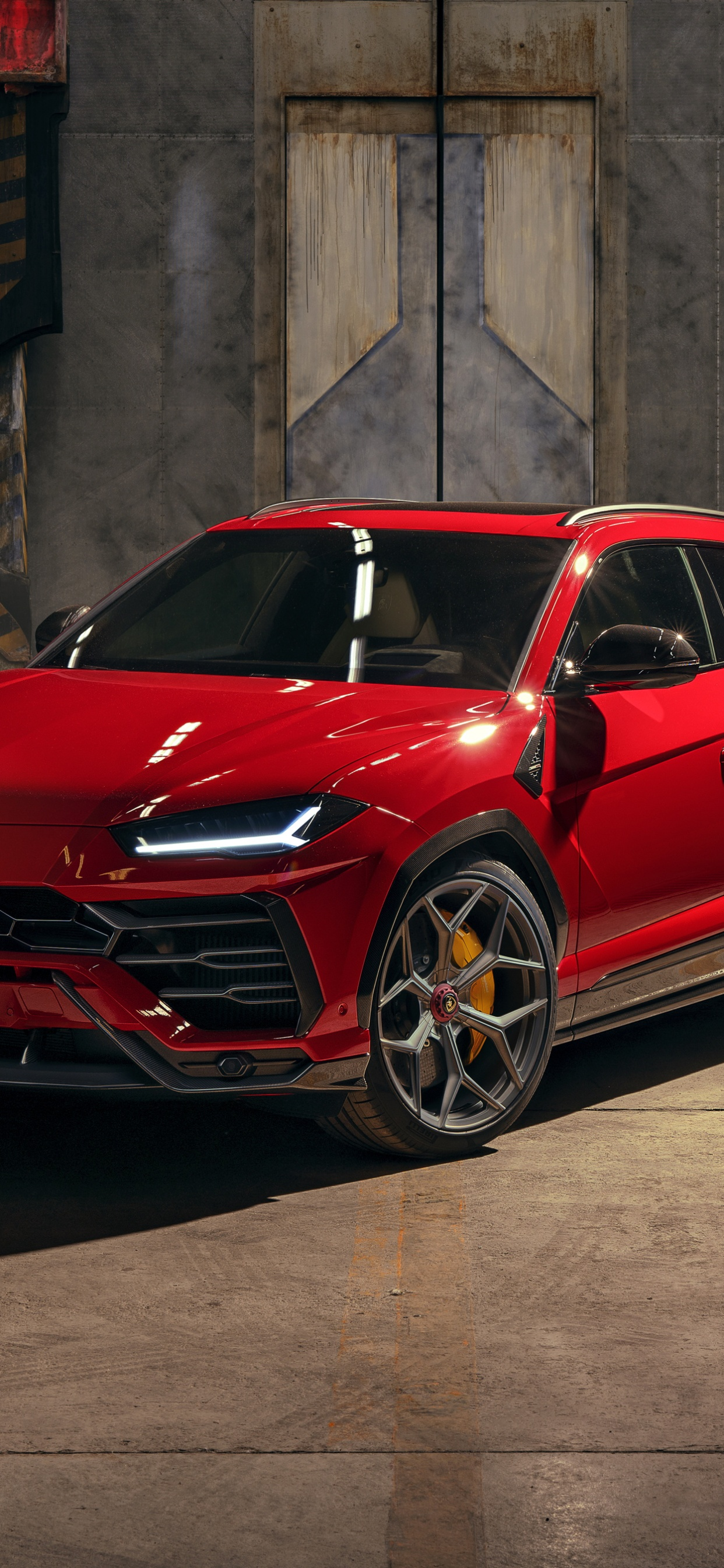 Lamborghini Urus 4k Wallpaper Novitec Cars 820