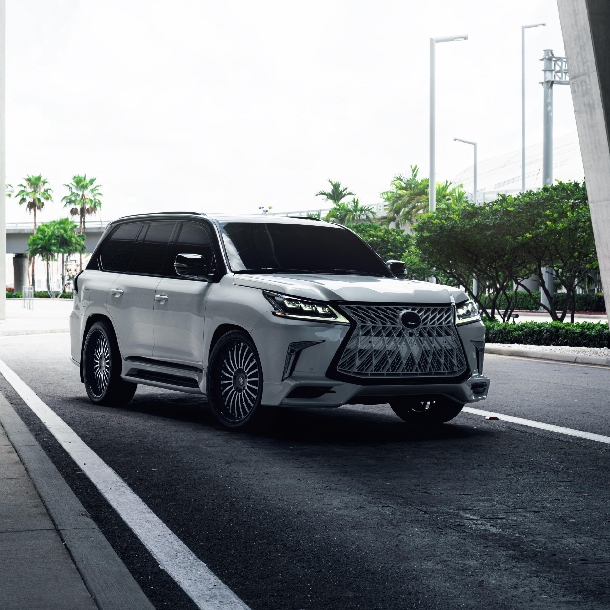 Lexus LX 570 4K Wallpaper, Luxury SUV, 5K, Cars, #2332
