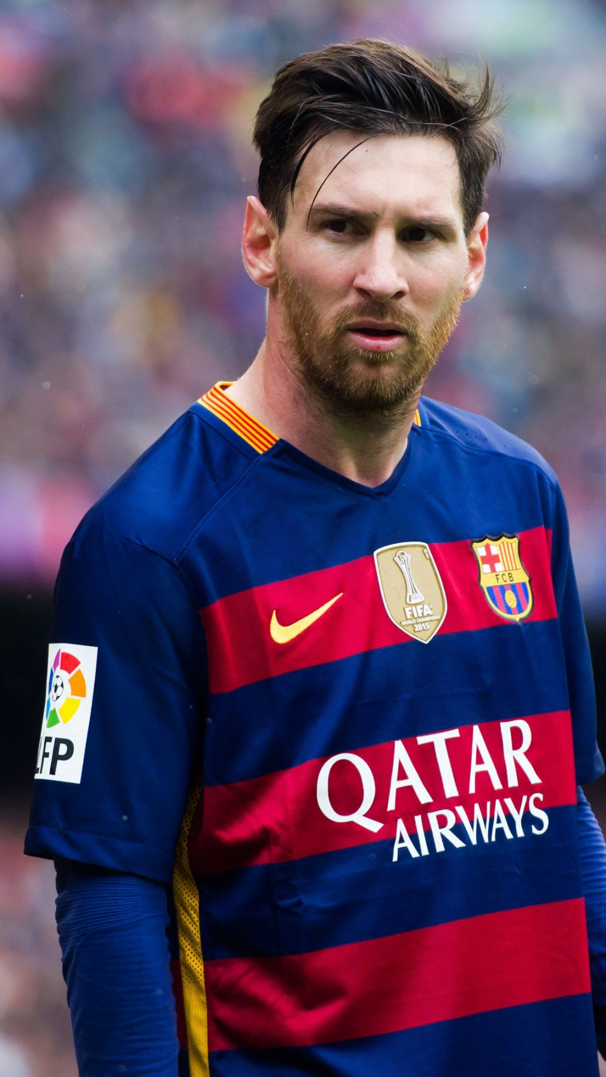 Lionel Messi 4K Wallpaper, Football player, Argentinian ...