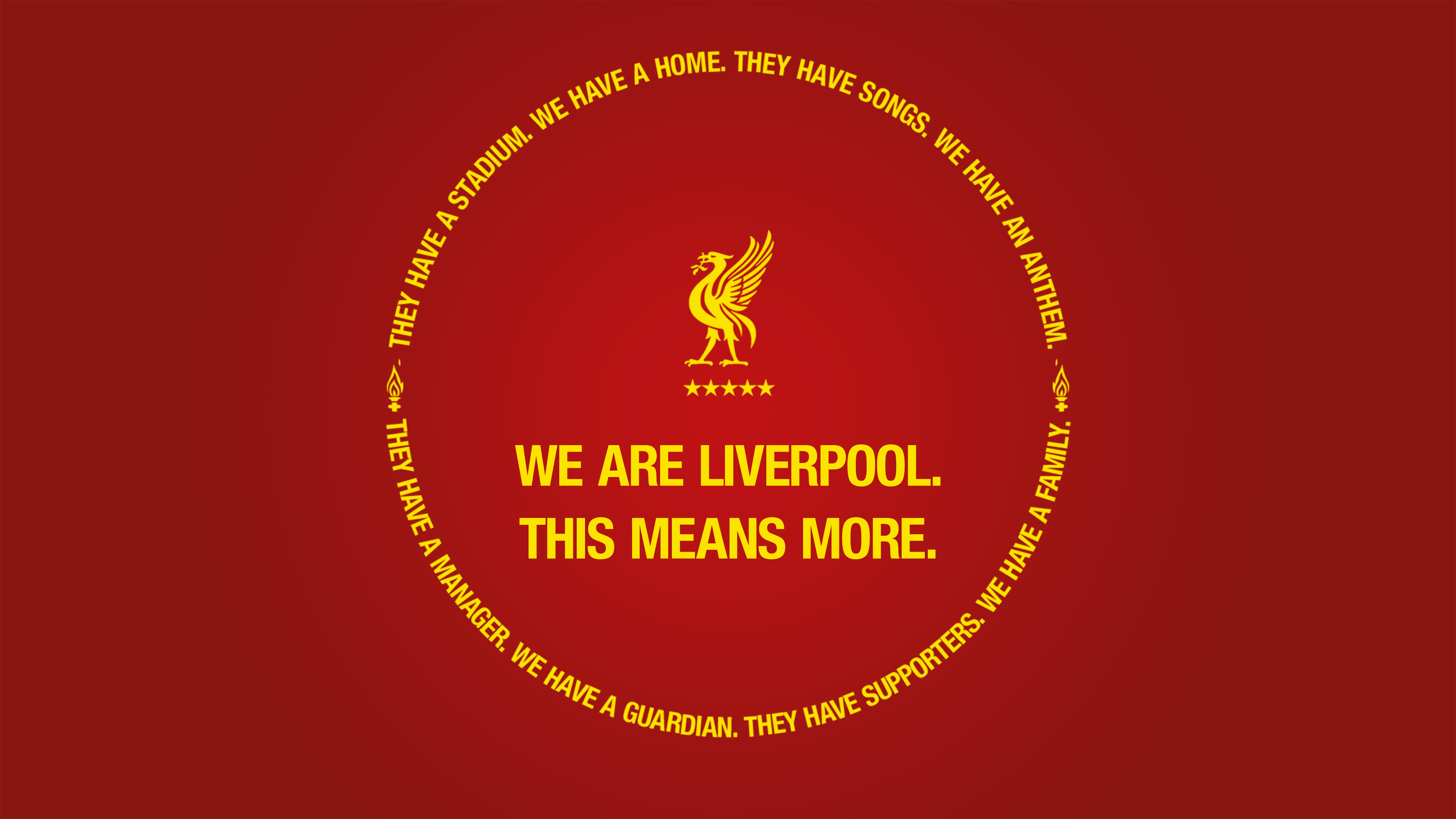 Liverpool Fc 4k Wallpaper We Are Liverpool This Means More Motto Sports 195