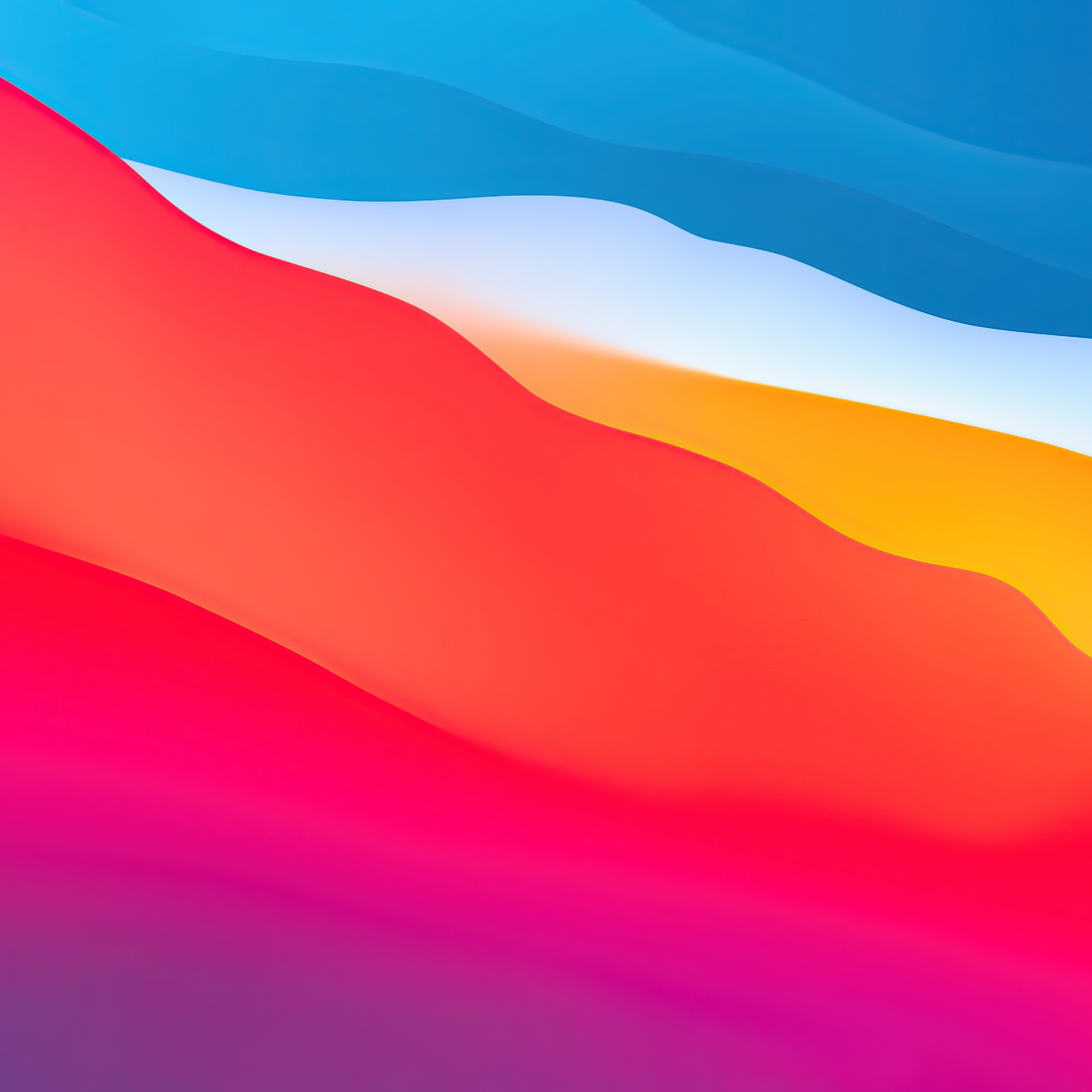 Macos Big Sur 4k Wallpaper Apple Layers Fluidic Colorful Wwdc Stock 2020 Gradients 1455