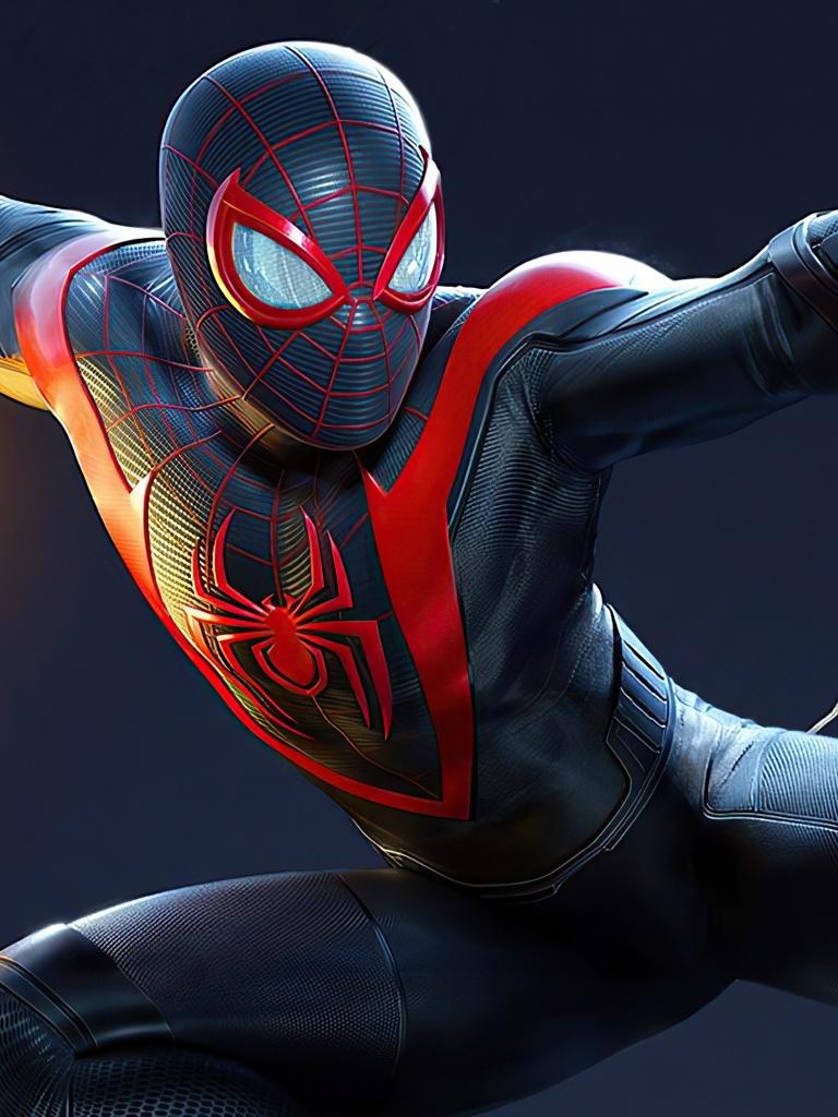Marvel's Spider-Man 2 4K Wallpaper, PlayStation 5, 2021 ...