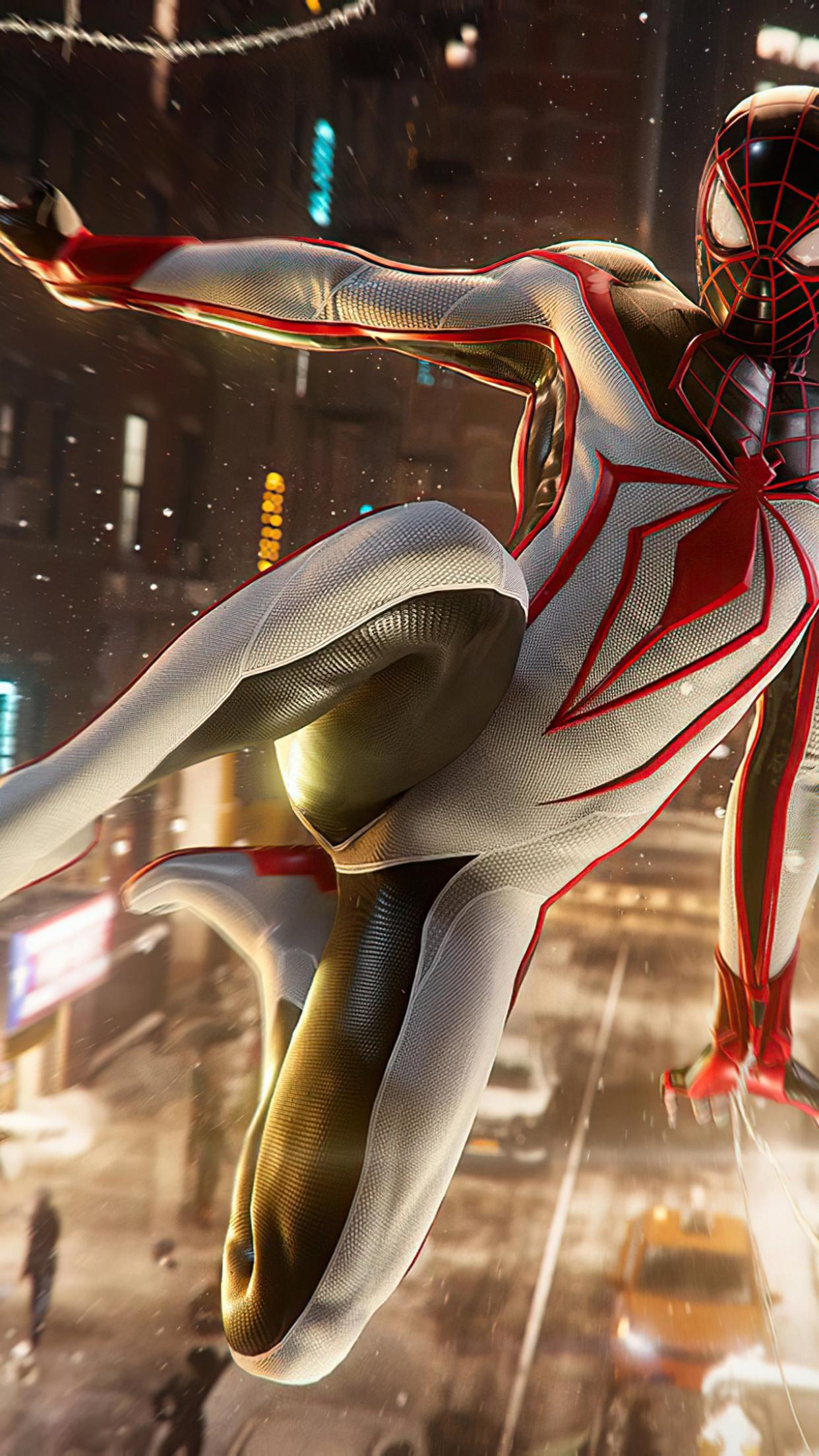 Marvel S Spider Man Miles Morales 4k Wallpaper Playstation 5 2020 Games Games 3111