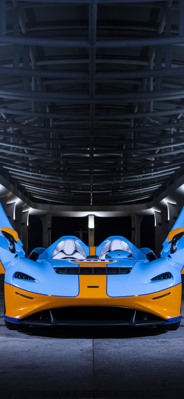 McLaren Elva 4K Wallpaper, Gulf Theme, 2021, 5K, 8K, Cars ...
