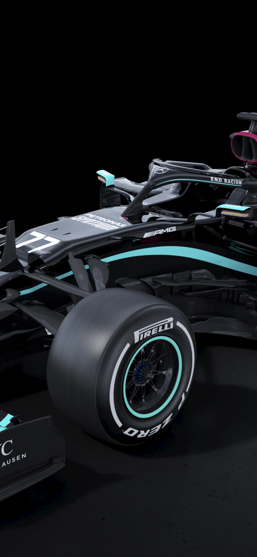 Mercedes Amg F1 W11 Eq Performance 4k Wallpaper 2020 F1 Cars Electric Race Cars Black Dark 1632