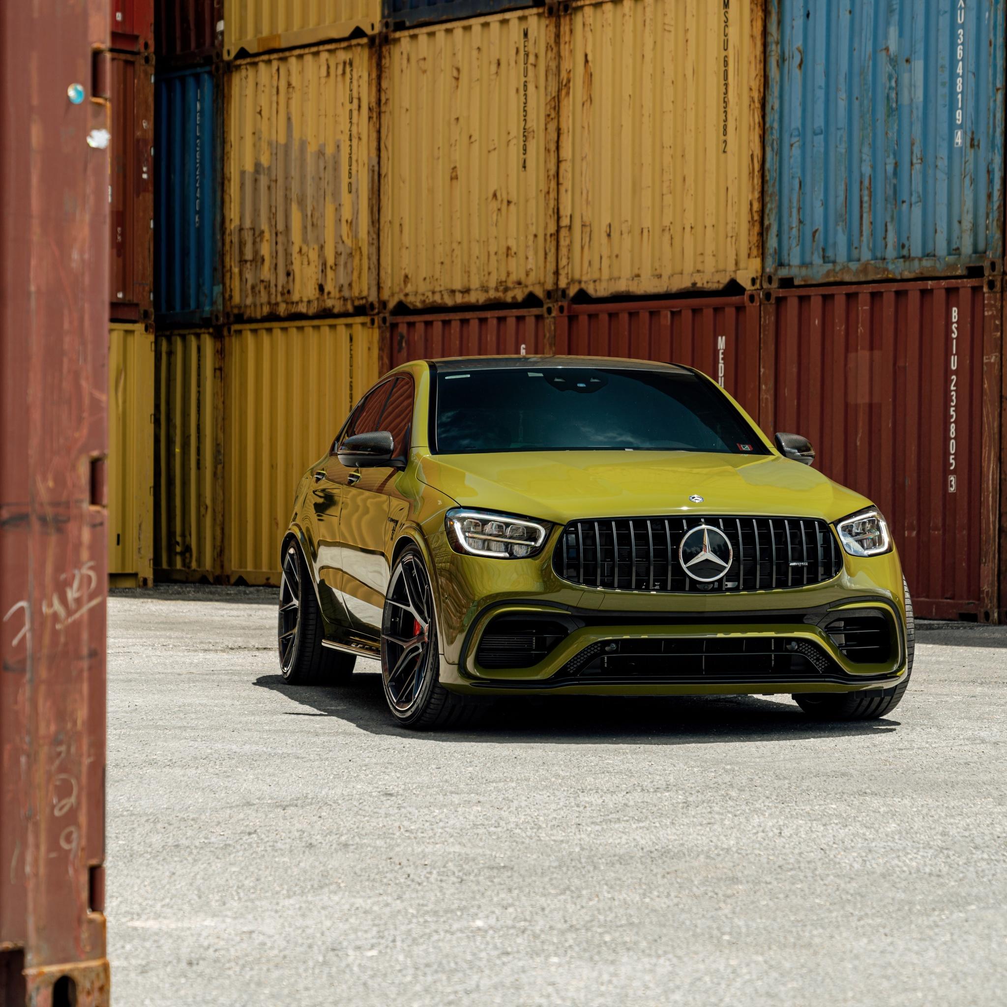 Mercedes-AMG GLC 63 4K Wallpaper, 5K, 8K, Cars, #2770