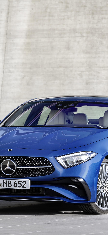 Mercedes-Benz CLS 350 AMG Line 4K Wallpaper, 2021, 5K ...