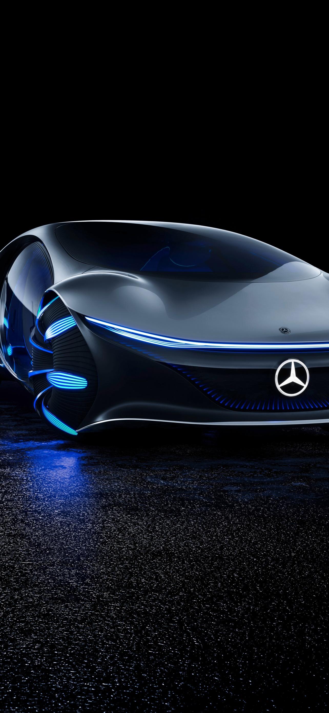 Mercedes-Benz VISION AVTR 4K Wallpaper, Concept cars ...