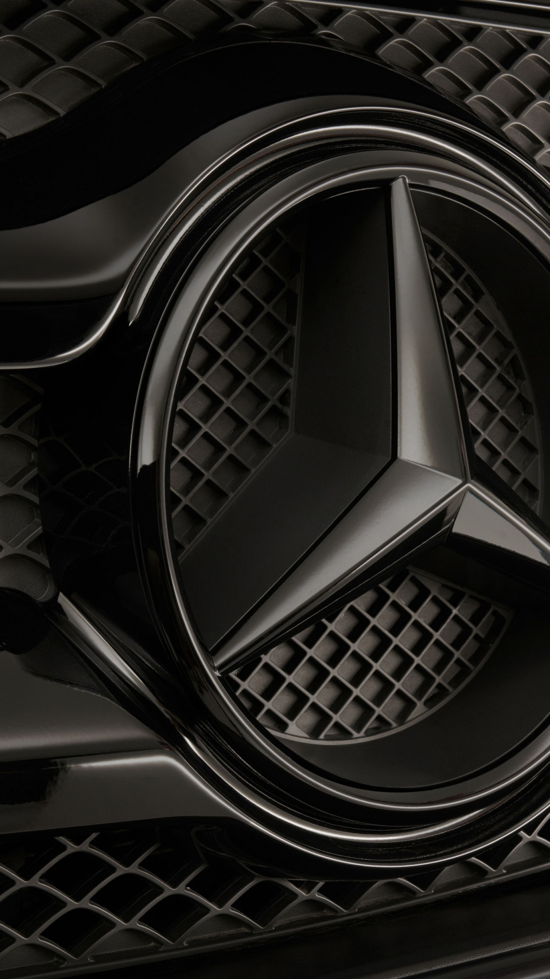 Mercedes Benz X Class 4k Wallpaper Logo Black Dark 83