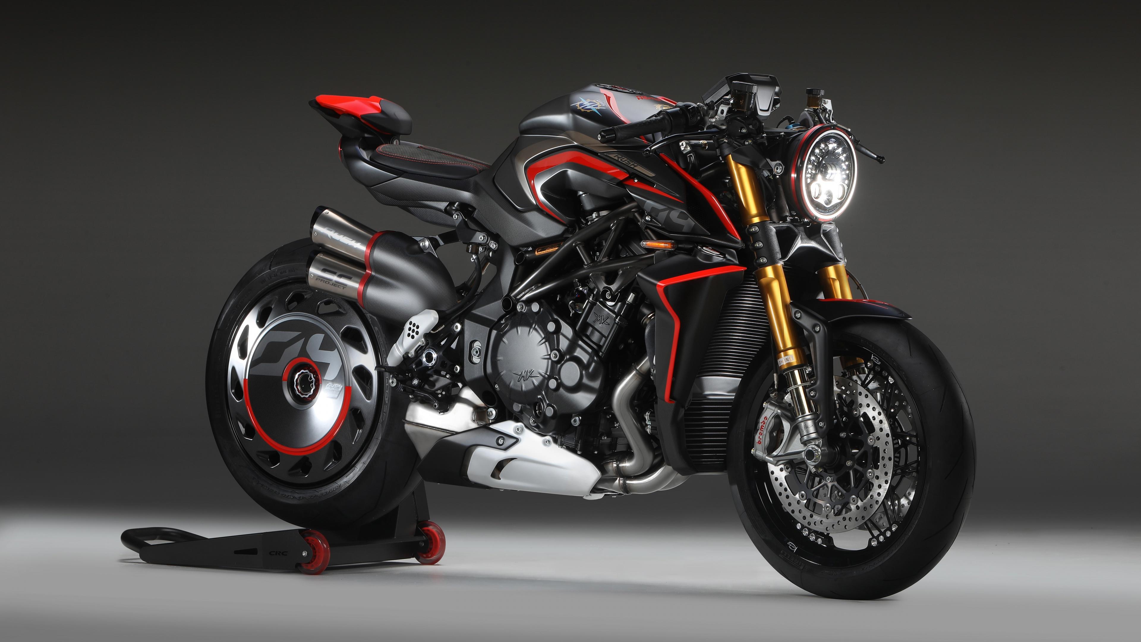 Mv Agusta Rush 1000 Wallpaper 4k 2020 5k Bikes 725 Mv agusta rush 1000 2020 4k