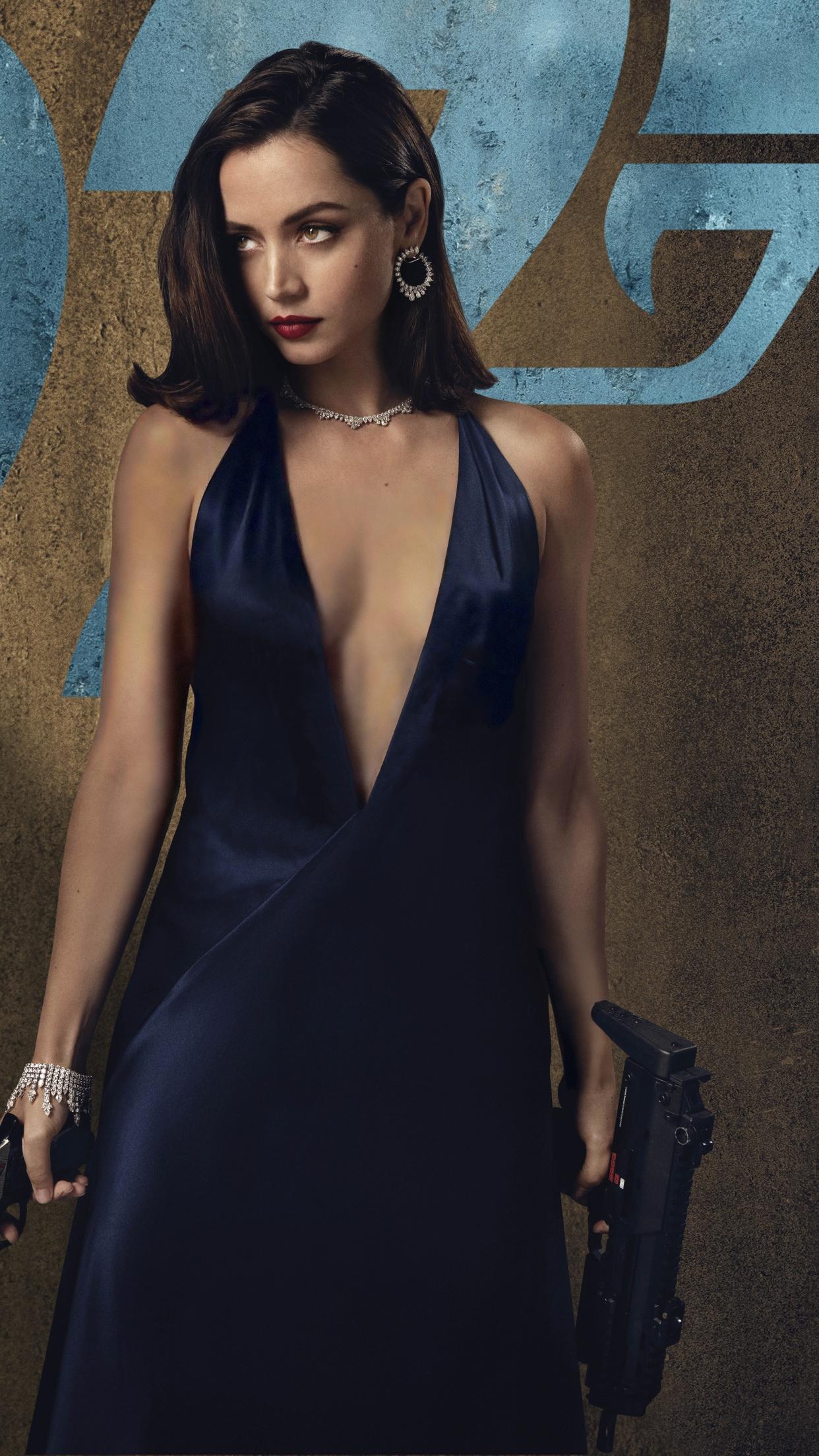 No Time to Die 4K Wallpaper, Ana de Armas, 2020 Movies ...