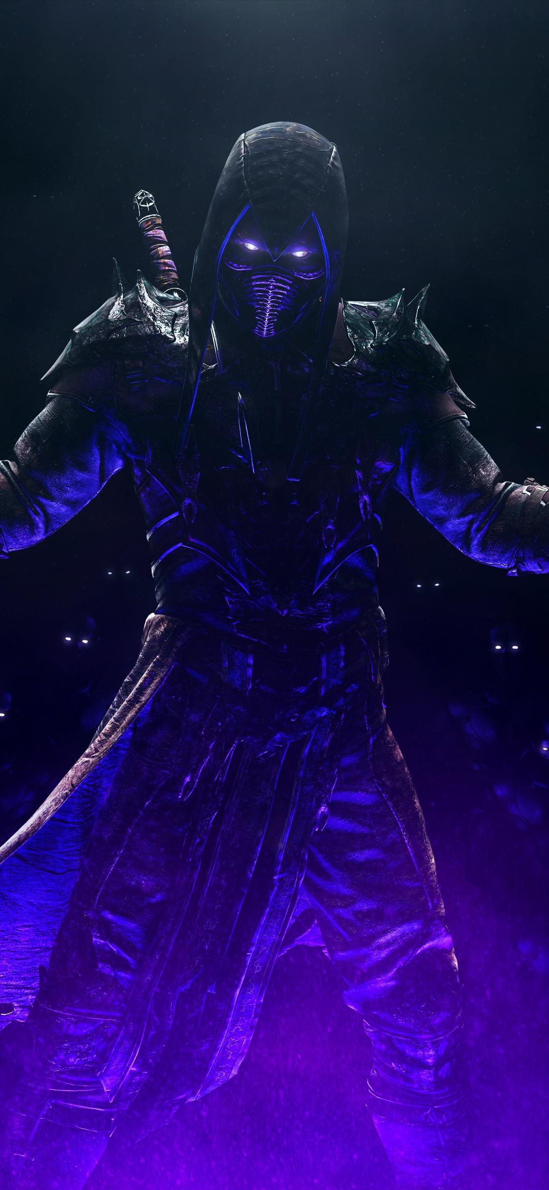 Noob Saibot 4K Wallpaper, Night King, Mortal Kombat, Dark ...