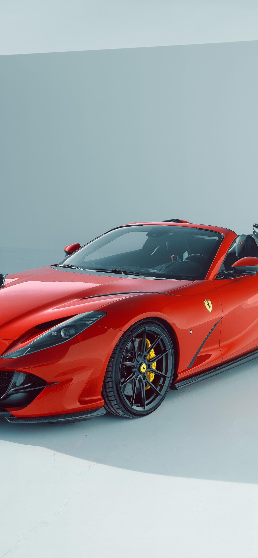 Novitec Ferrari 812 GTS 4K Wallpaper, 2021, 5K, 8K, Cars ...