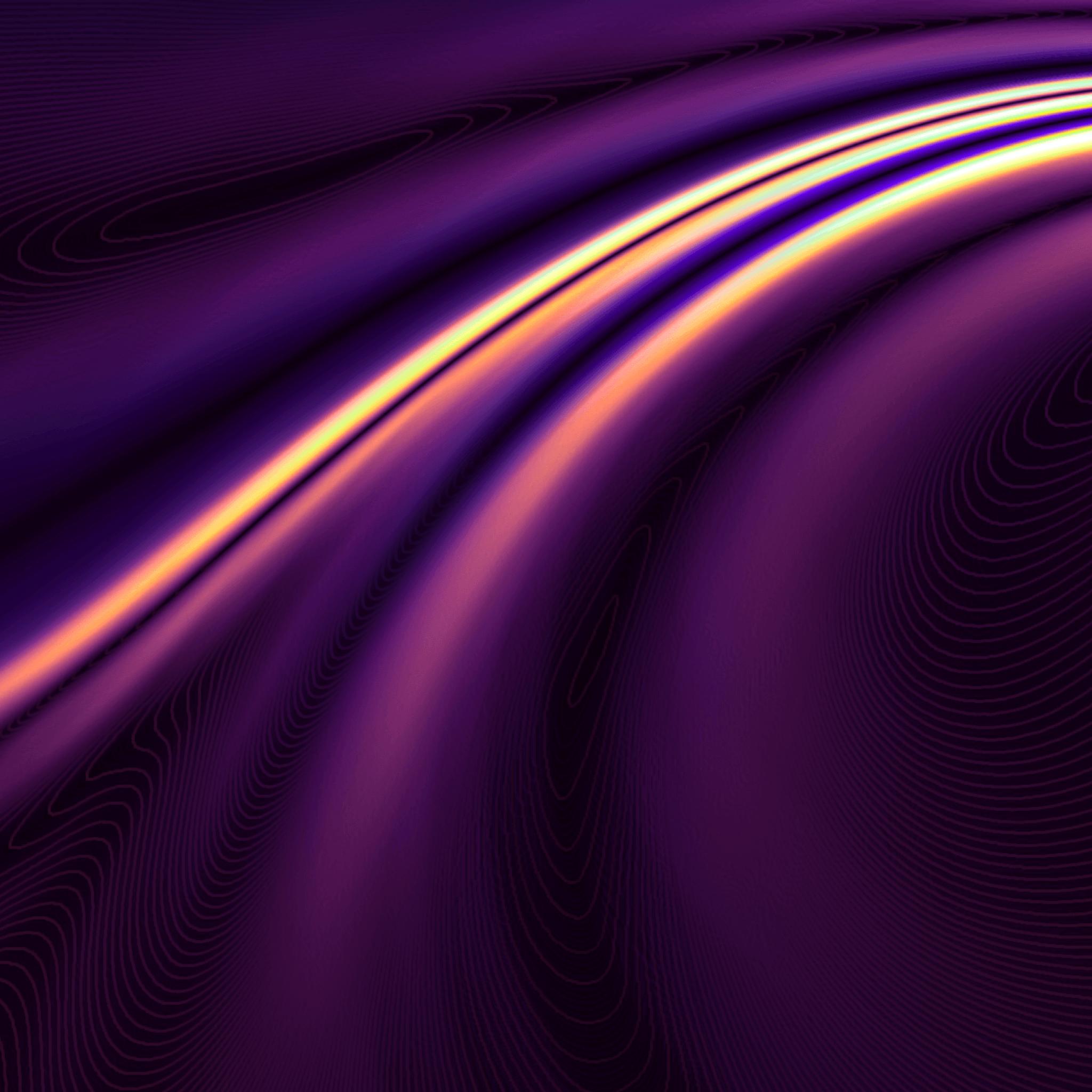 OnePlus 8 Pro 4K Wallpaper, Stock, Purple, QHD, 2020