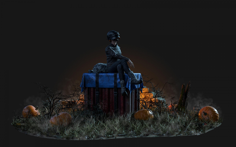 Pubg 4k Wallpaper Crate Pumpkins Games 499