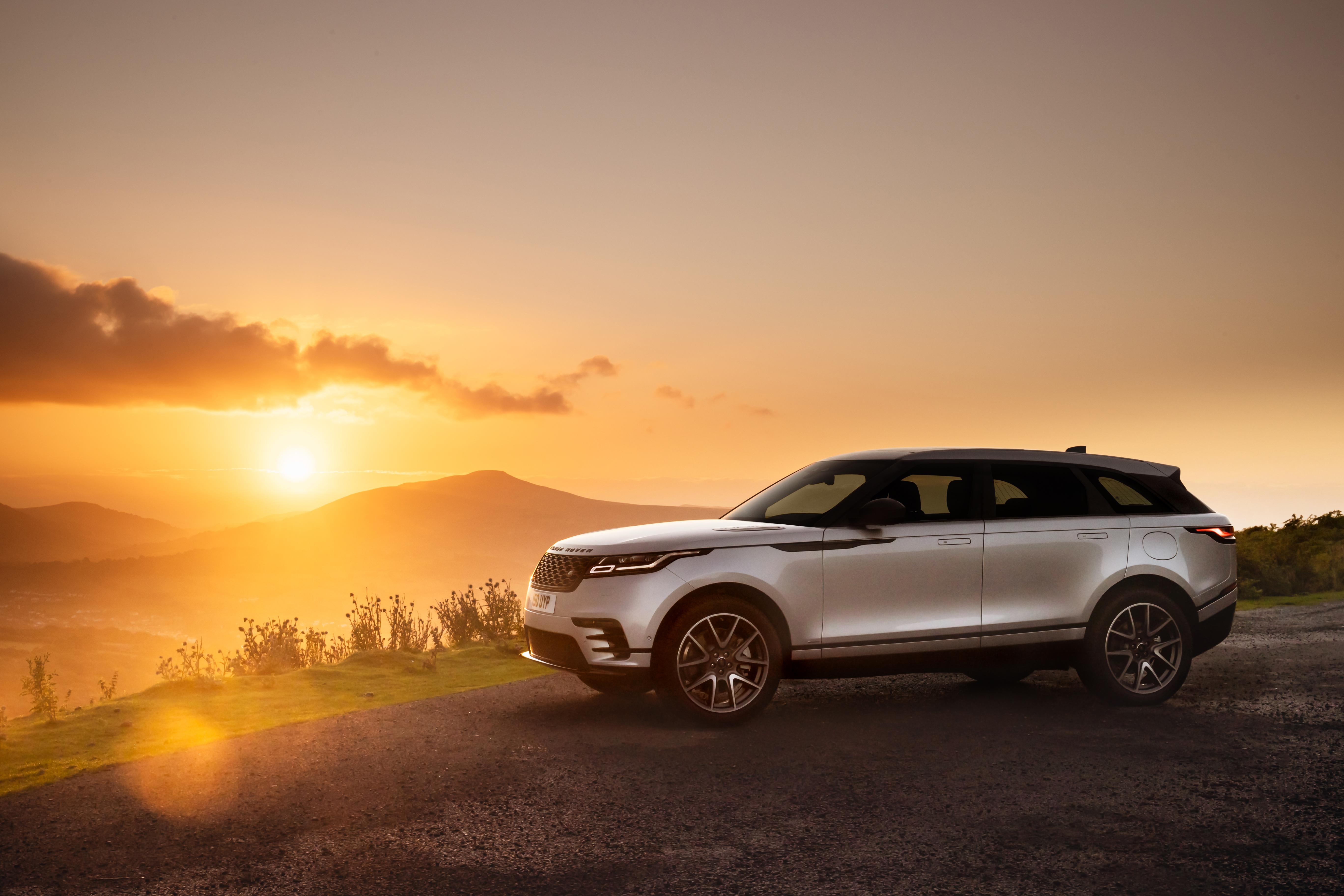 Range Rover Velar R Dynamic 4k Wallpaper Luxury Suv 2020 5k Cars 2817