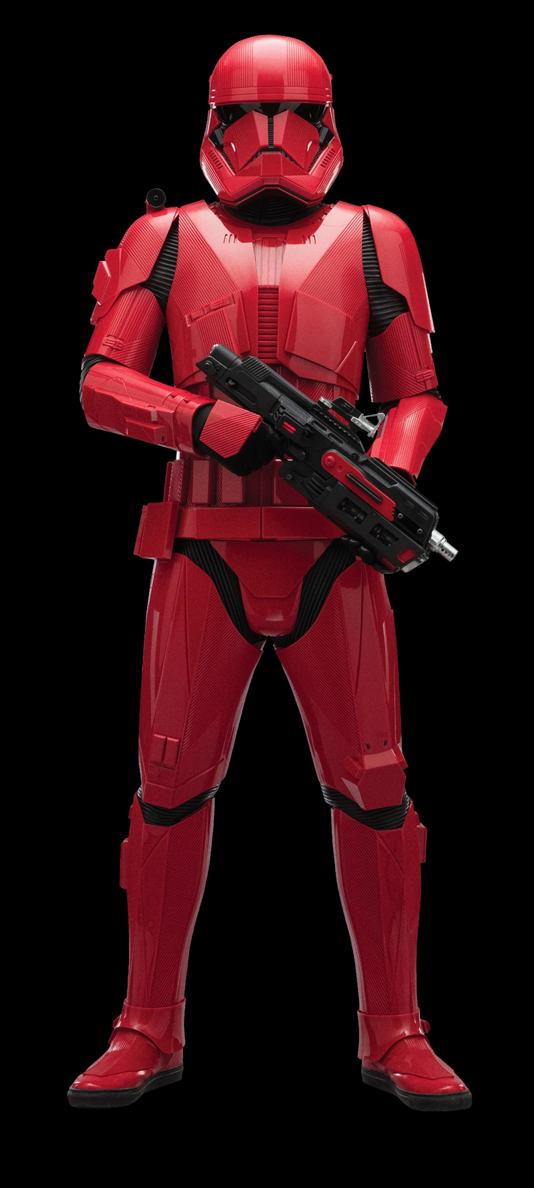 sith trooper star wars the rise of skywalker black 1080x2400 876